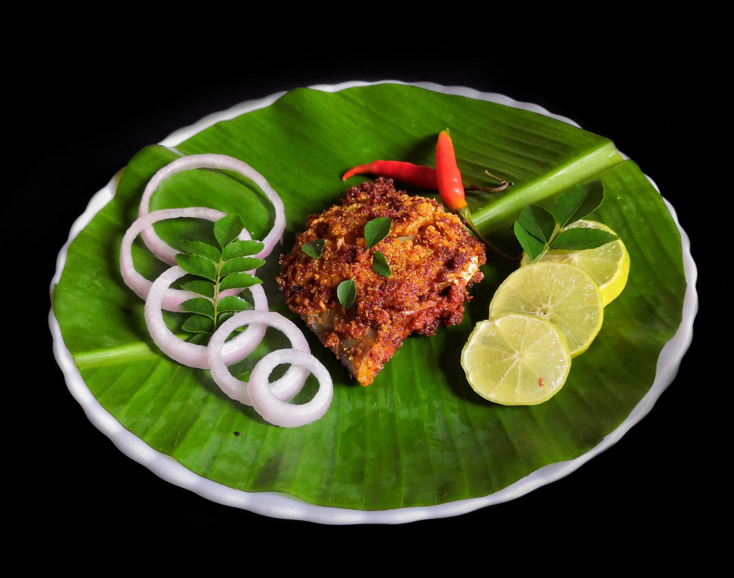 Sea food dish