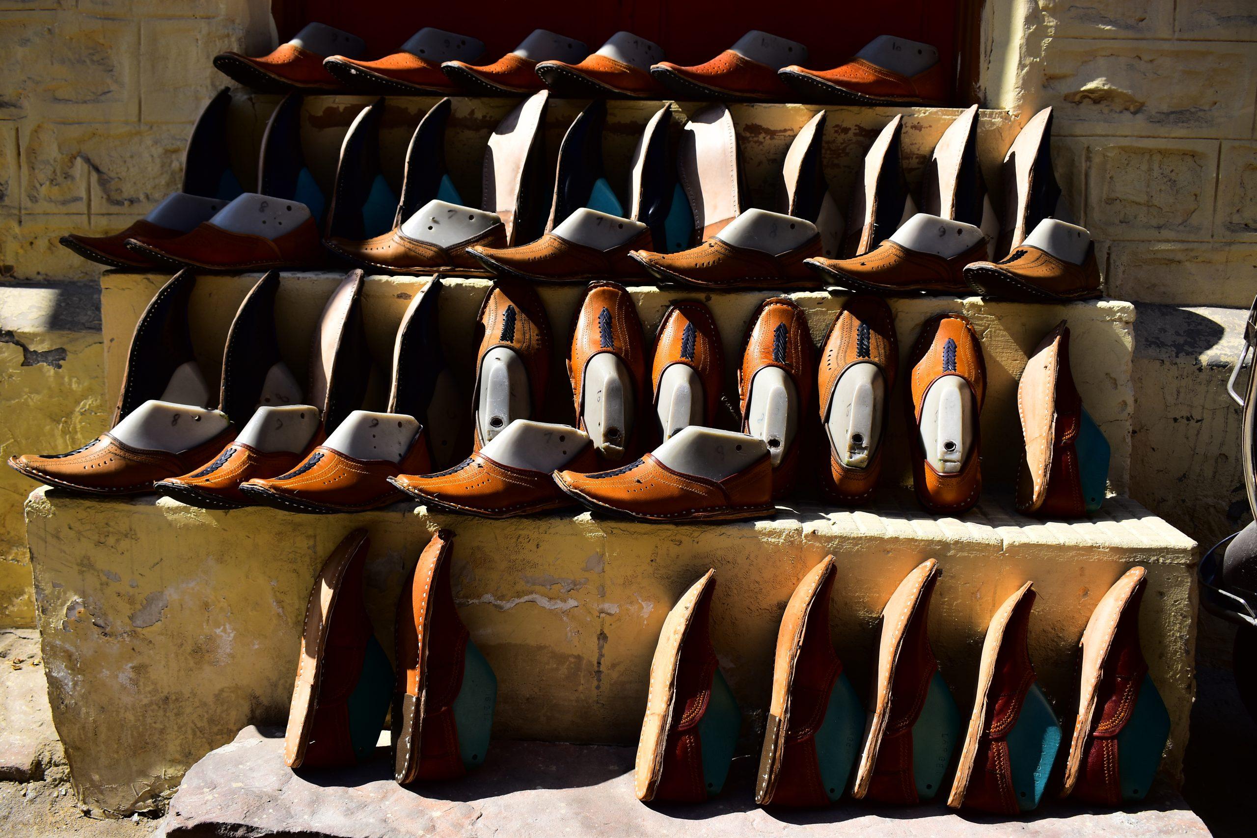 Rajasthani Traditional Footwear