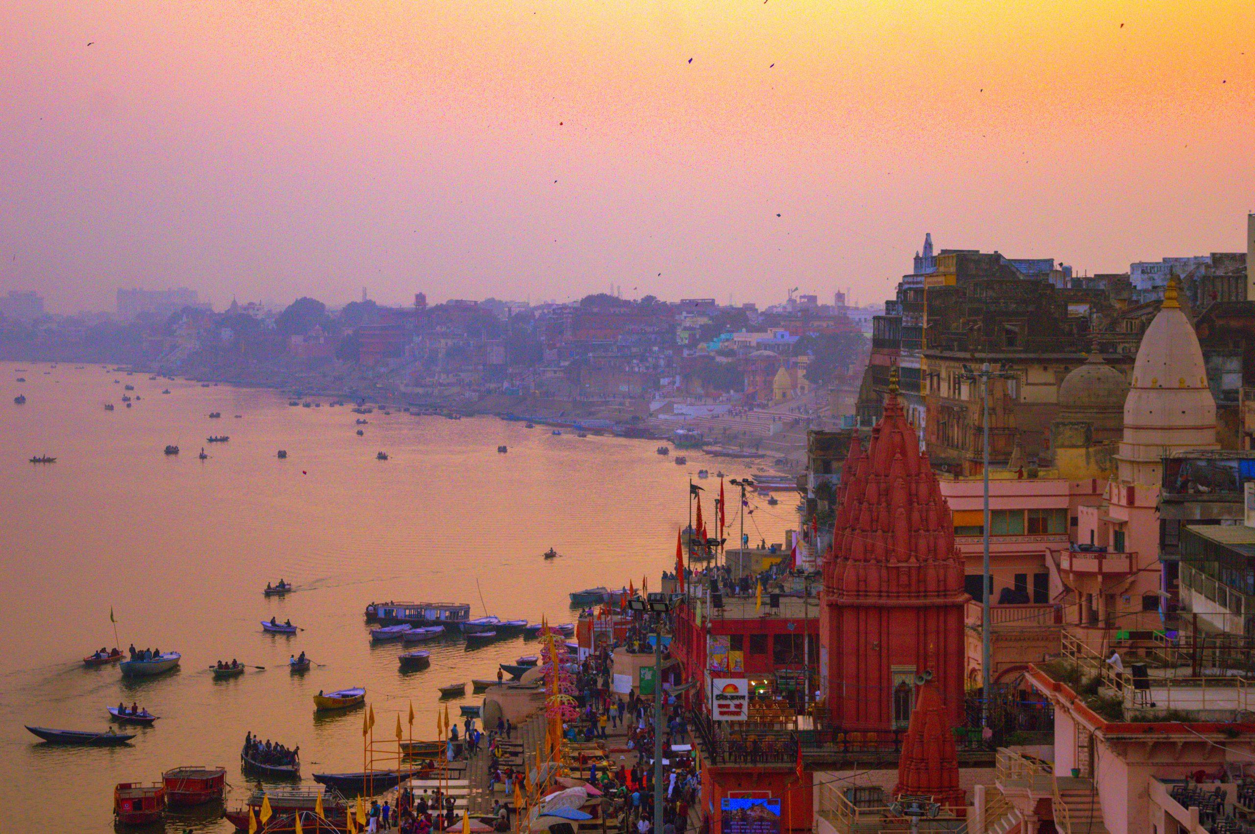 Rajendra Prasad Ghat at Varanasi