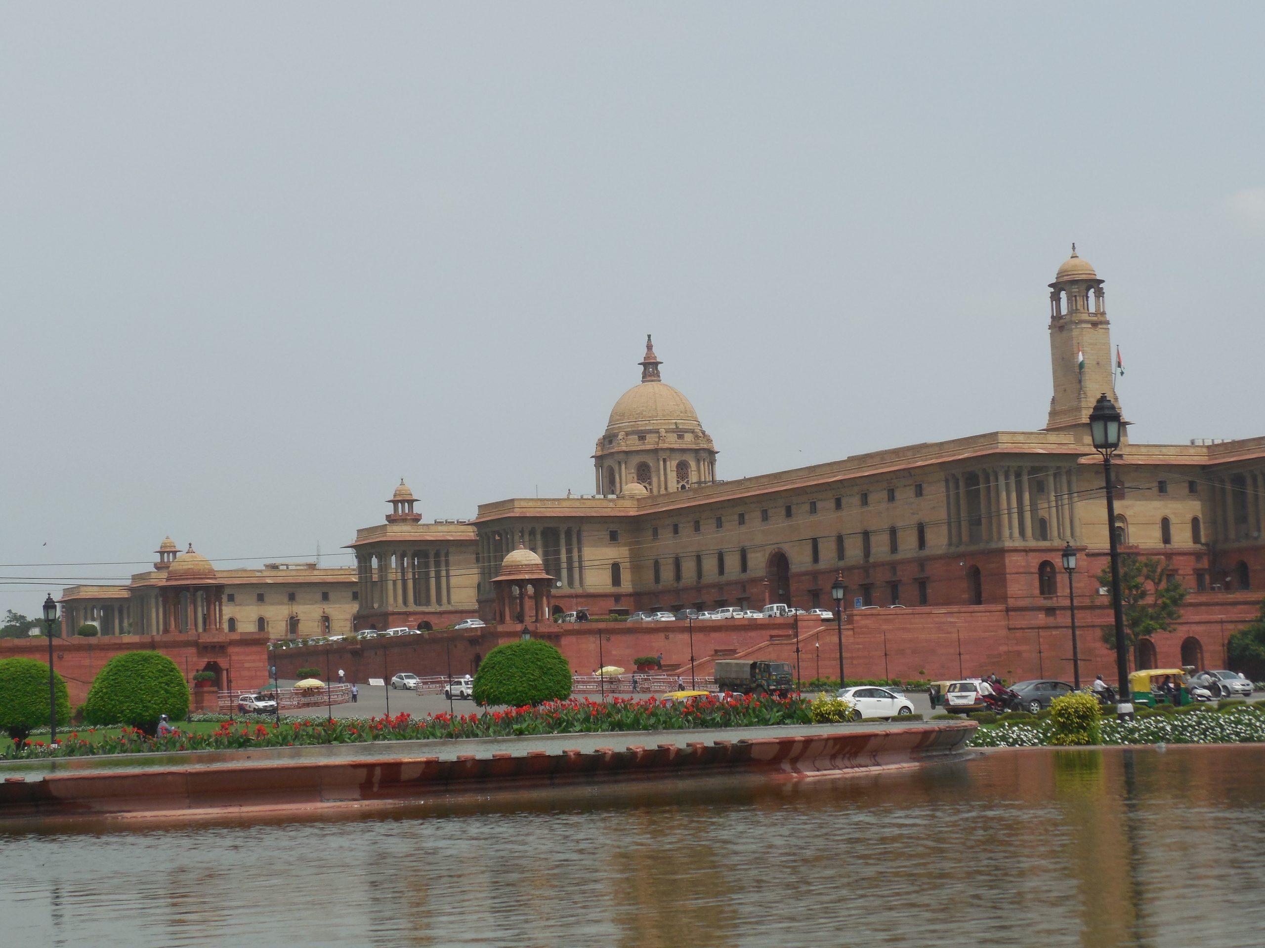 Rashtrapati bhavan Delhi.