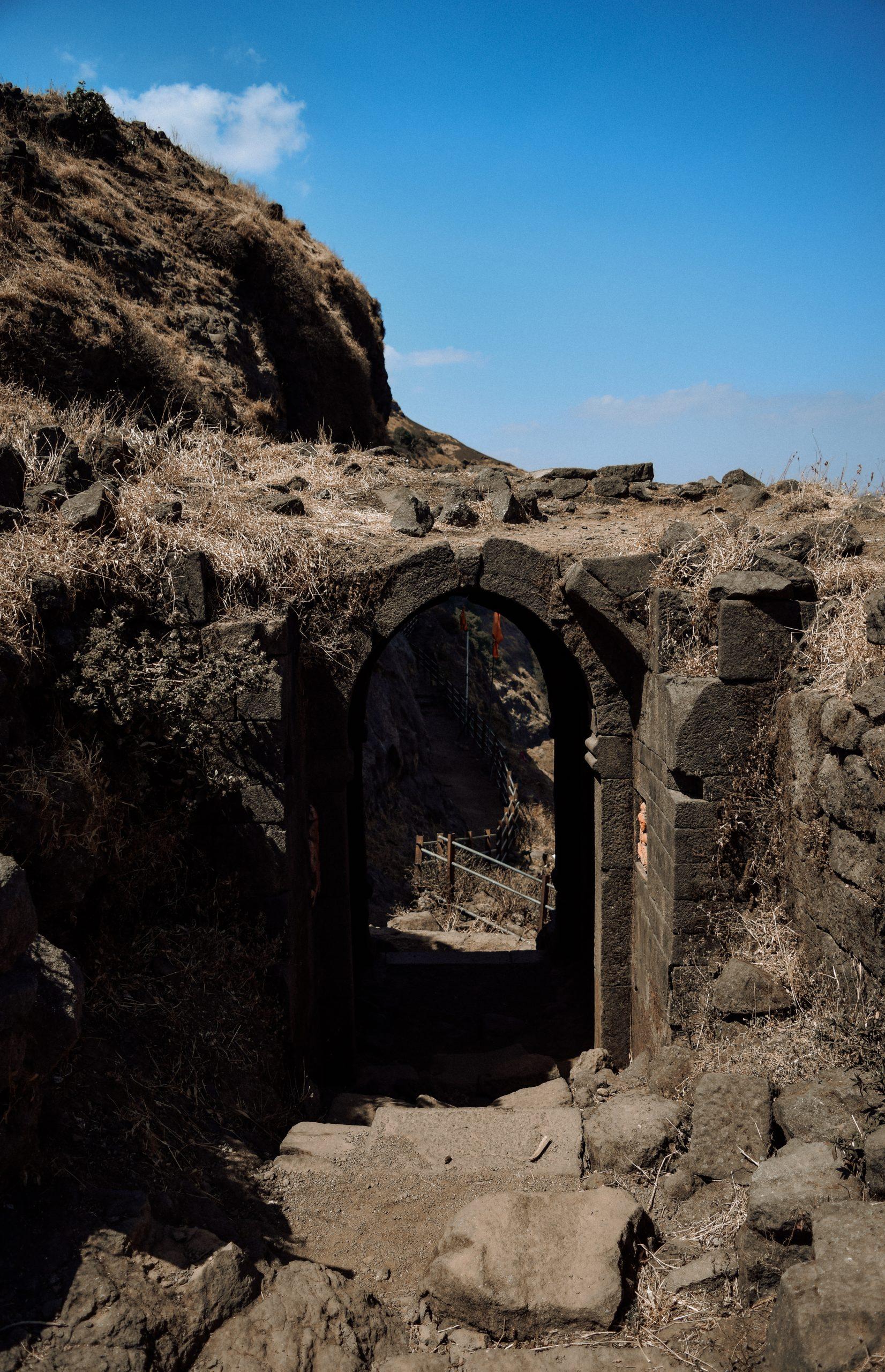 Ratnagad Fort