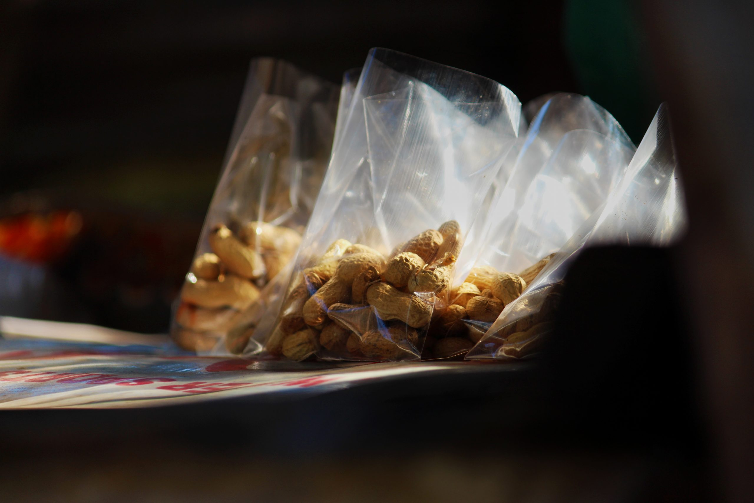 Roasted ground nuts – A pack of goodness