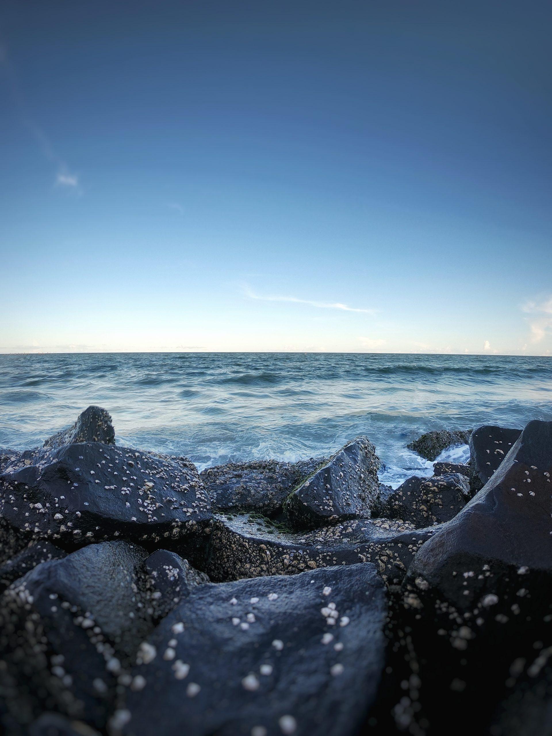 Rock Beach on Focus