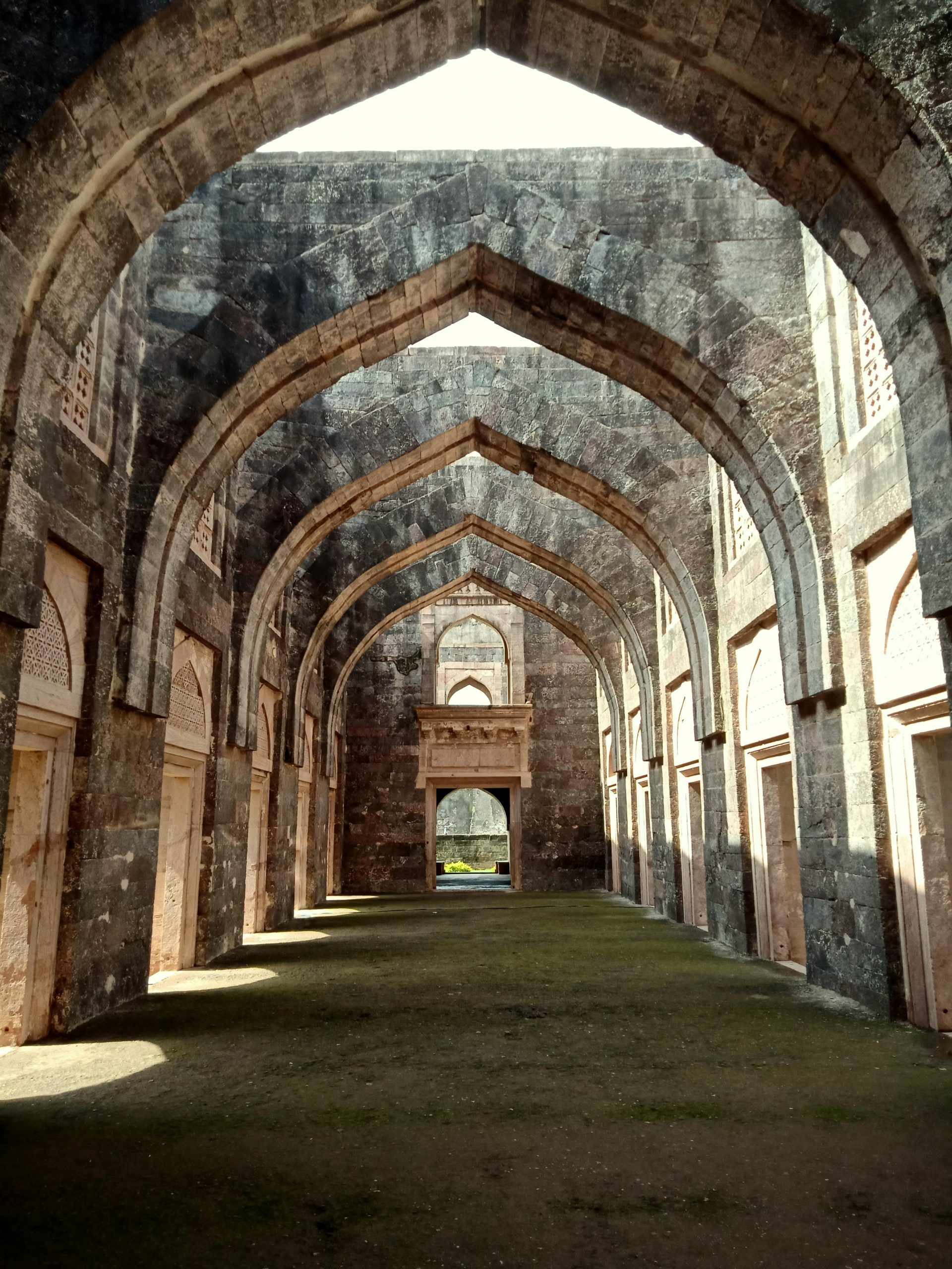 Ruins of Jahaz Mahal