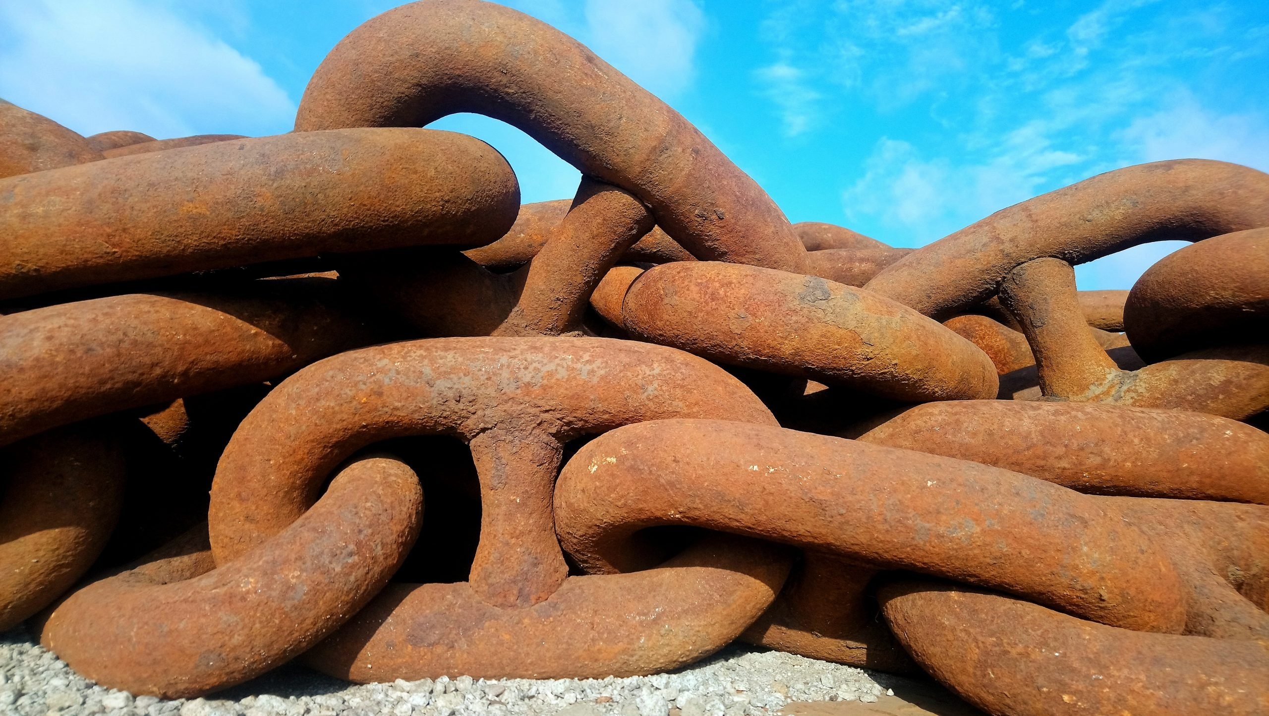 Rusted Chain