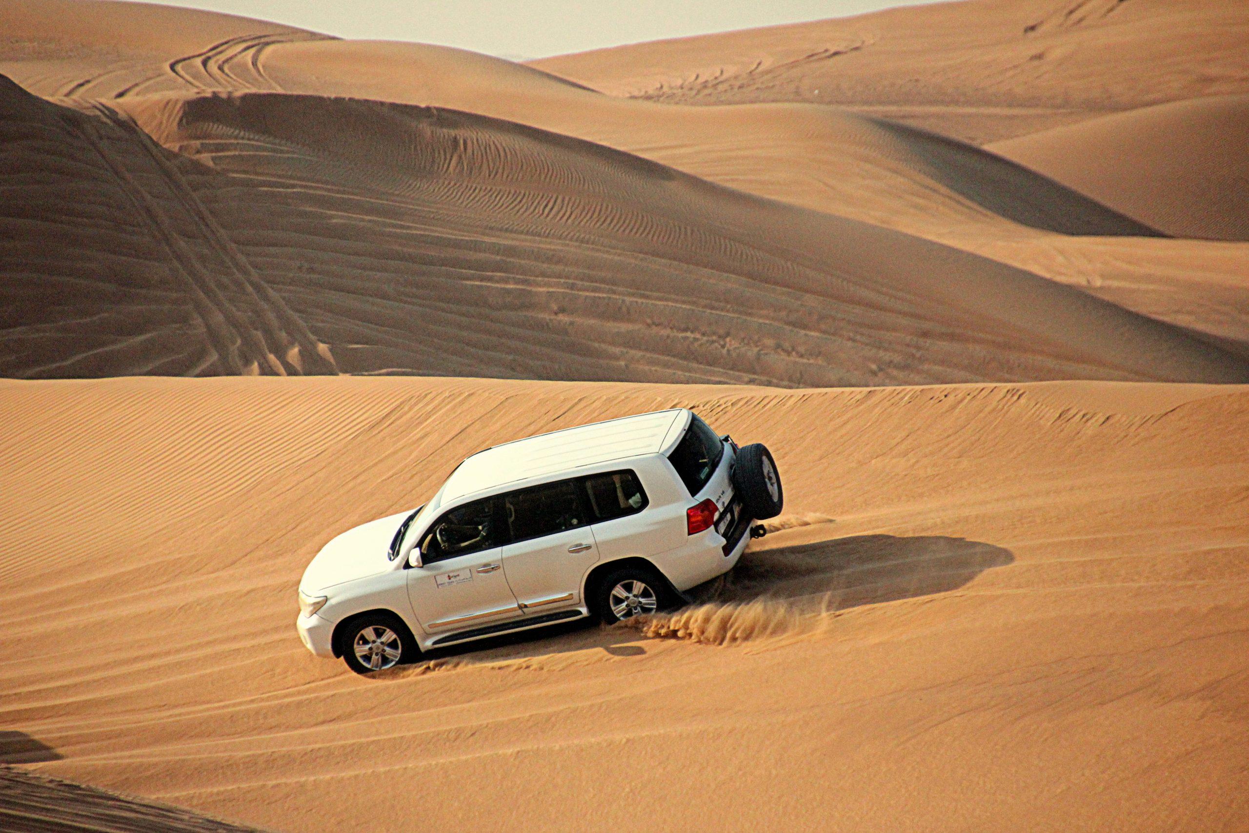 Safari in Desert in Dubai