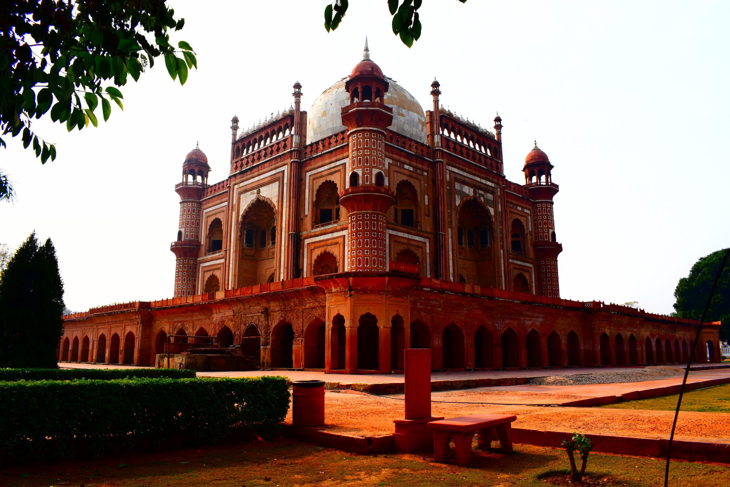 Safdarjung Tomb in New Delhi