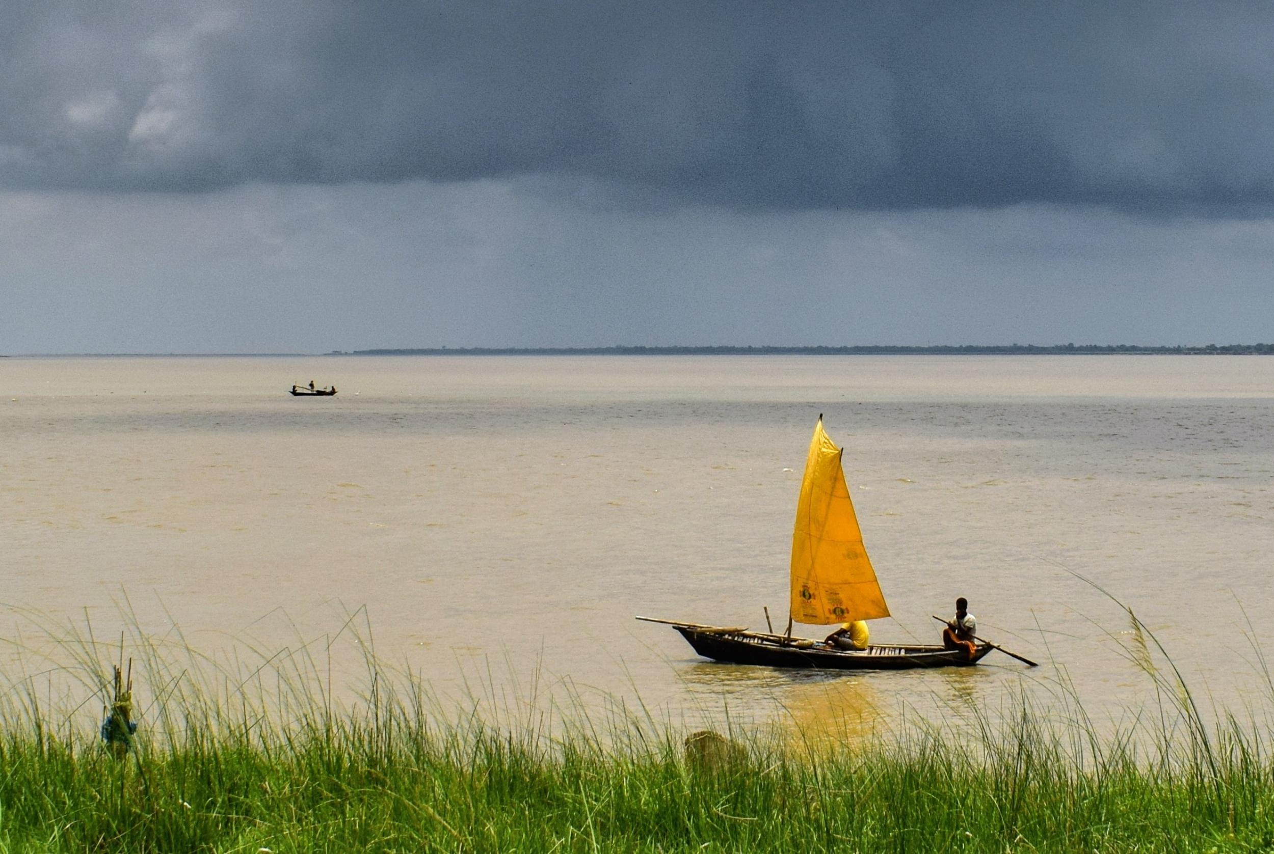 Sailing Scenery