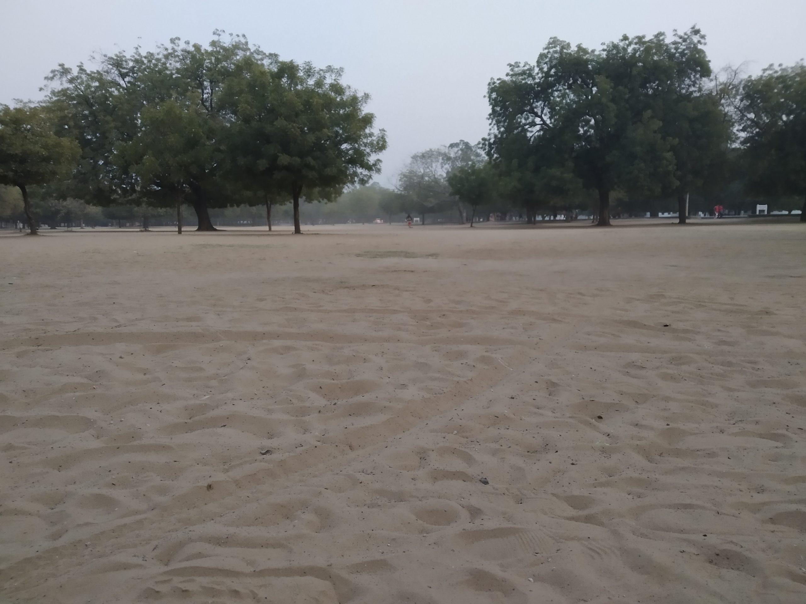 Sand Dunes Formation