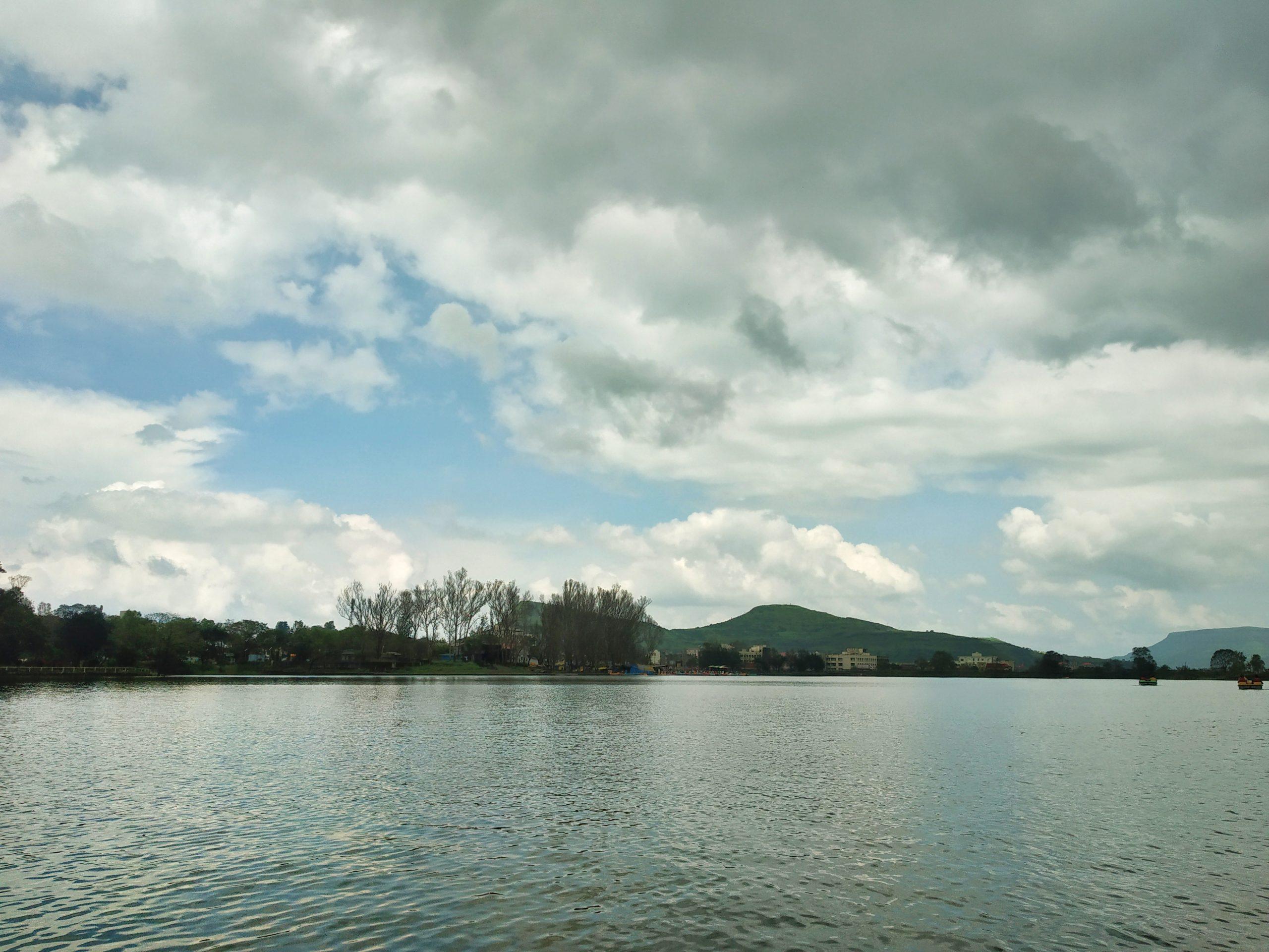 Saputara lake of Gujarat