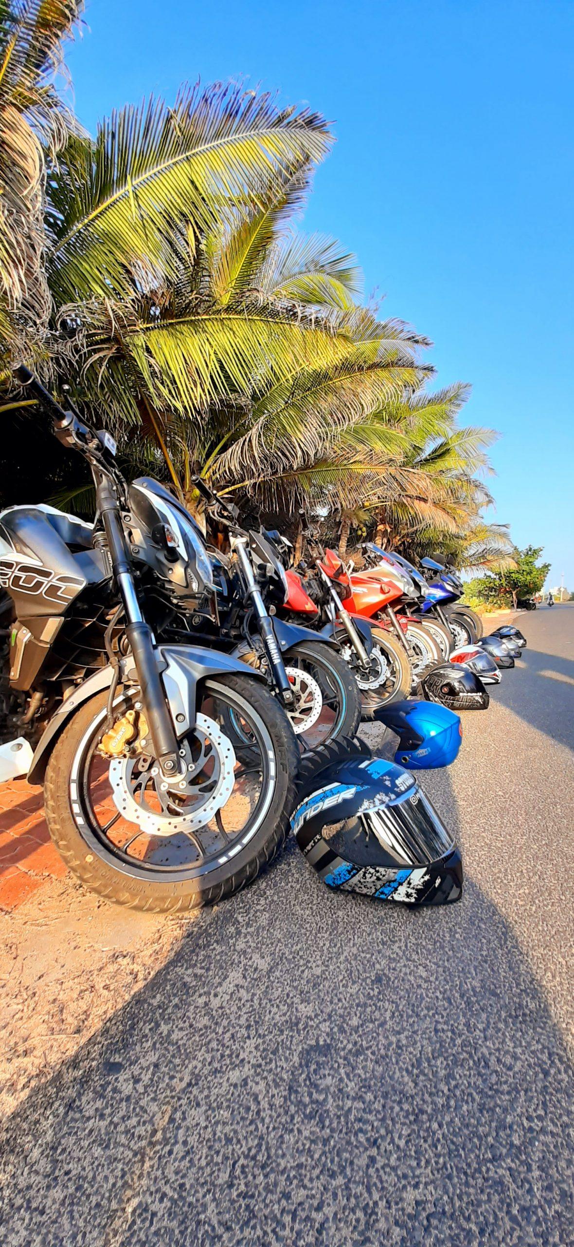 Series of Motorcycle