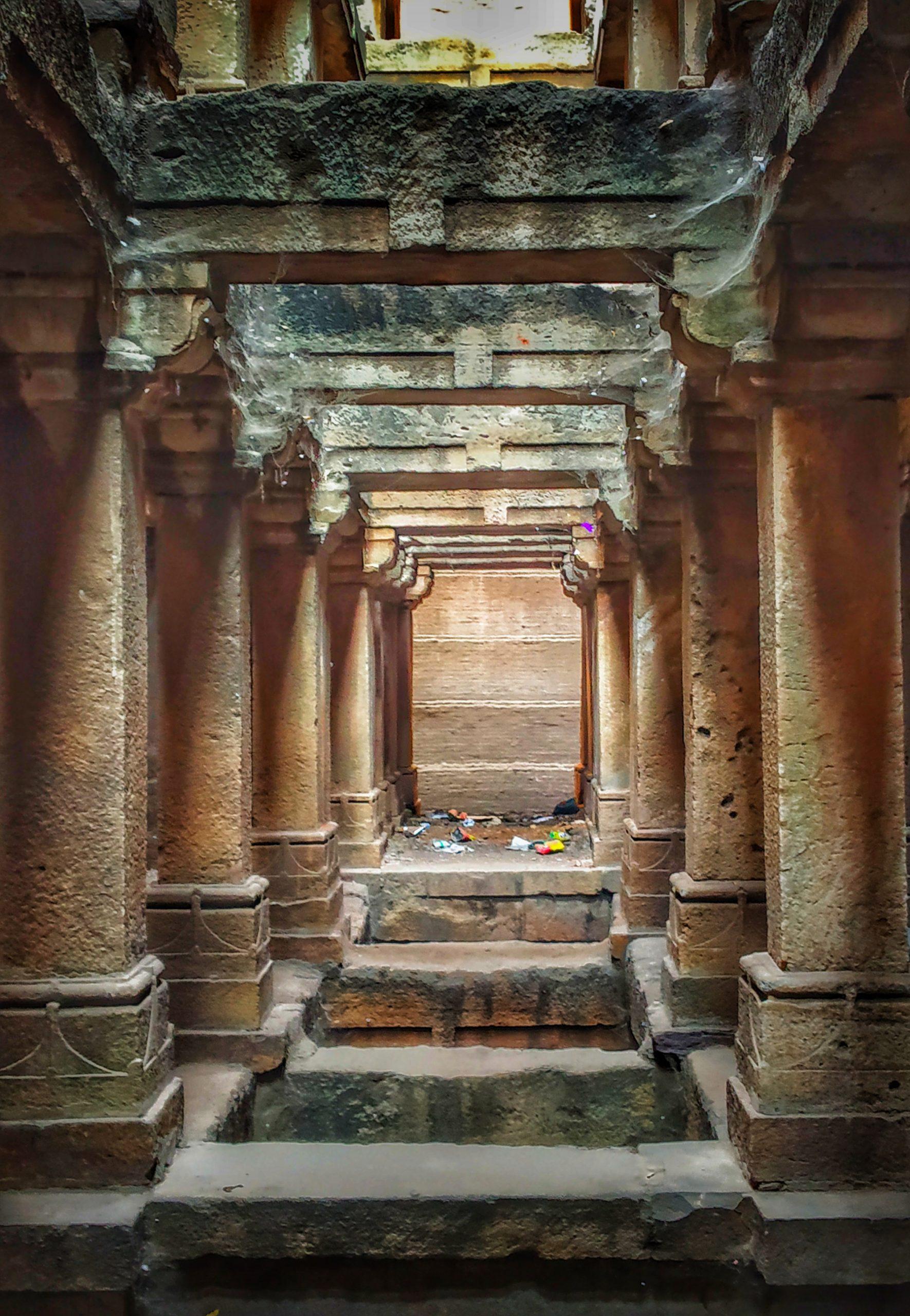 Sevasi Vav (Step Well) in Vadodara