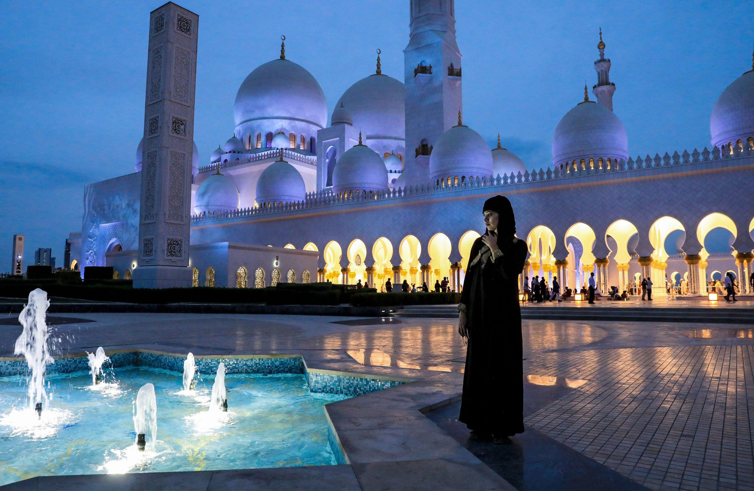 Sheikh Zayad Grand Mosque