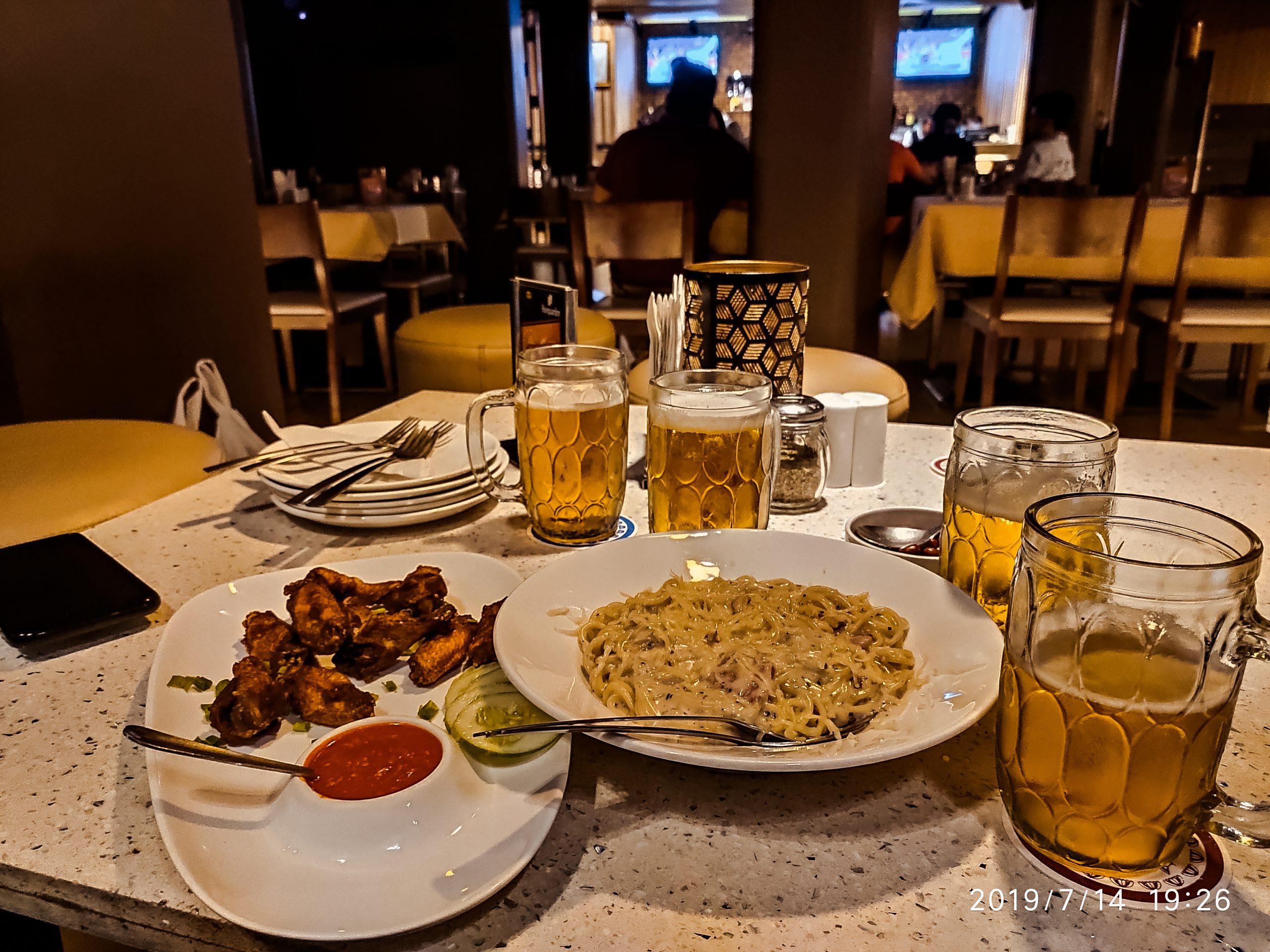 Shillong's Food