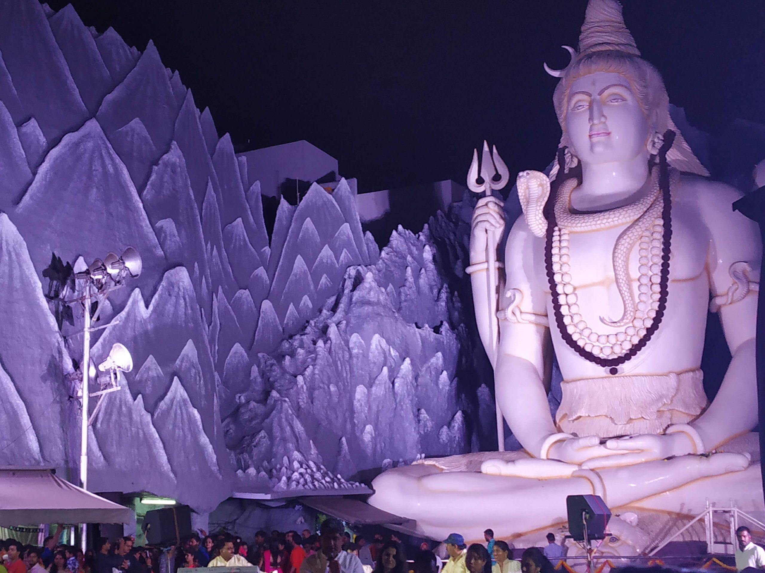 Shivoham Shiva Temple in Bengaluru, India