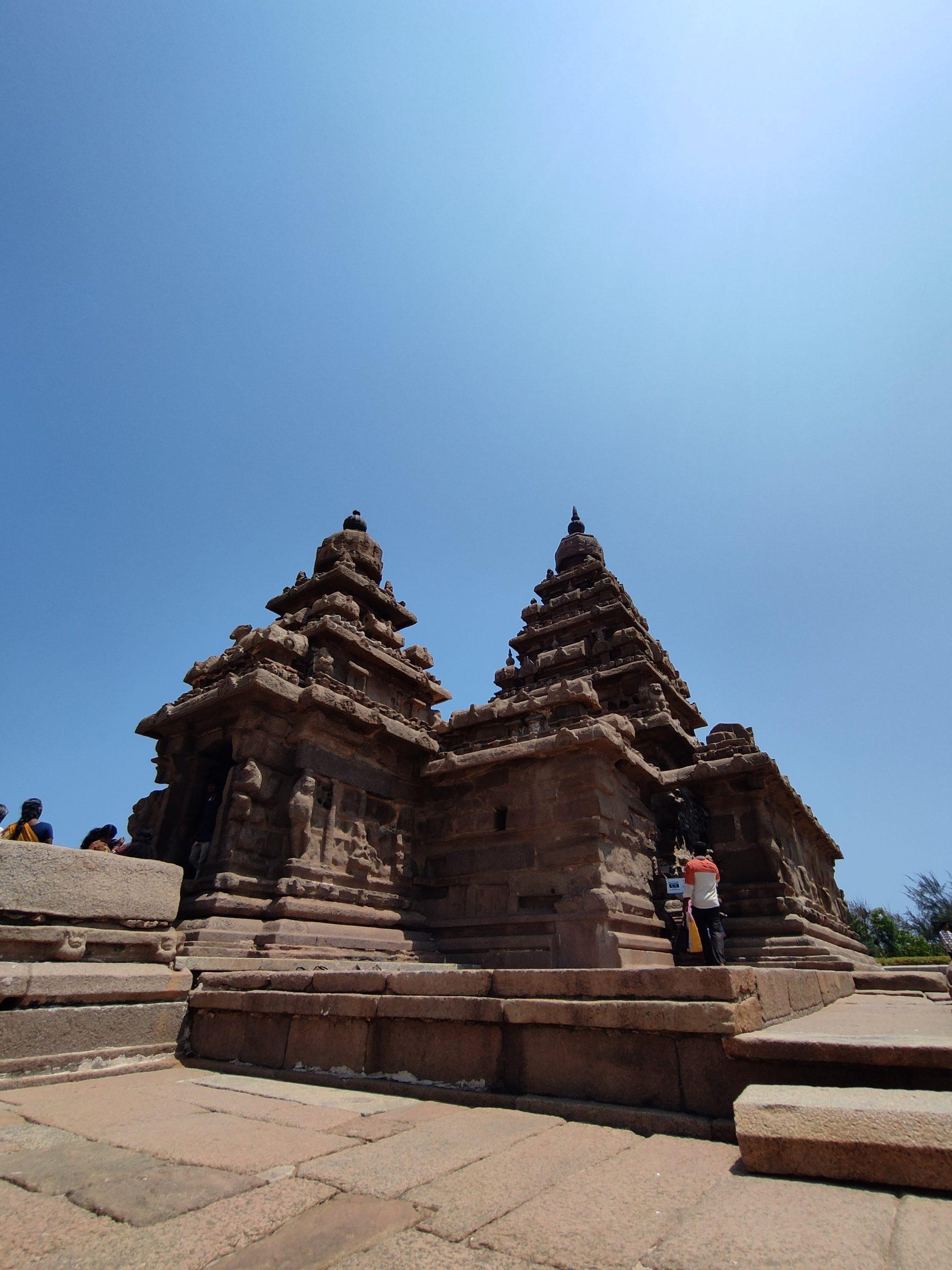 Shore Temple Mahabalipuram Chennai