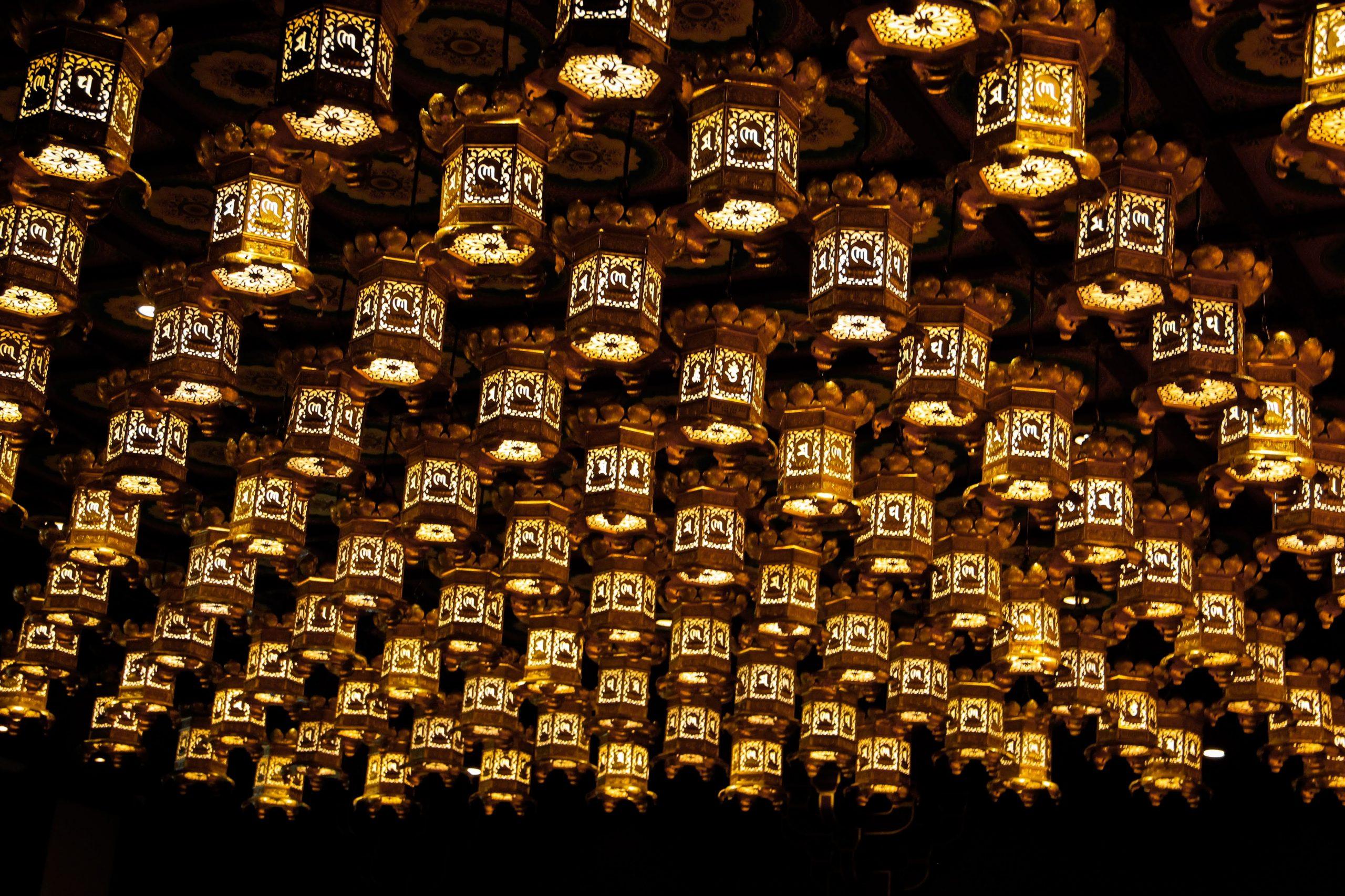 Singapore- Lanterns