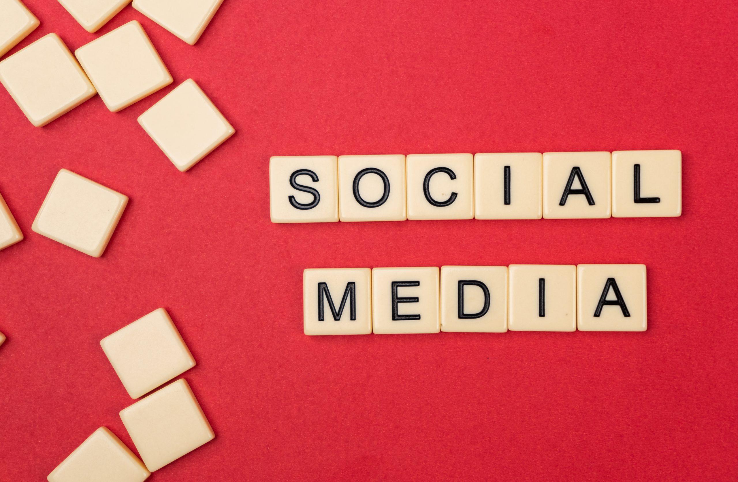 Social media in Words