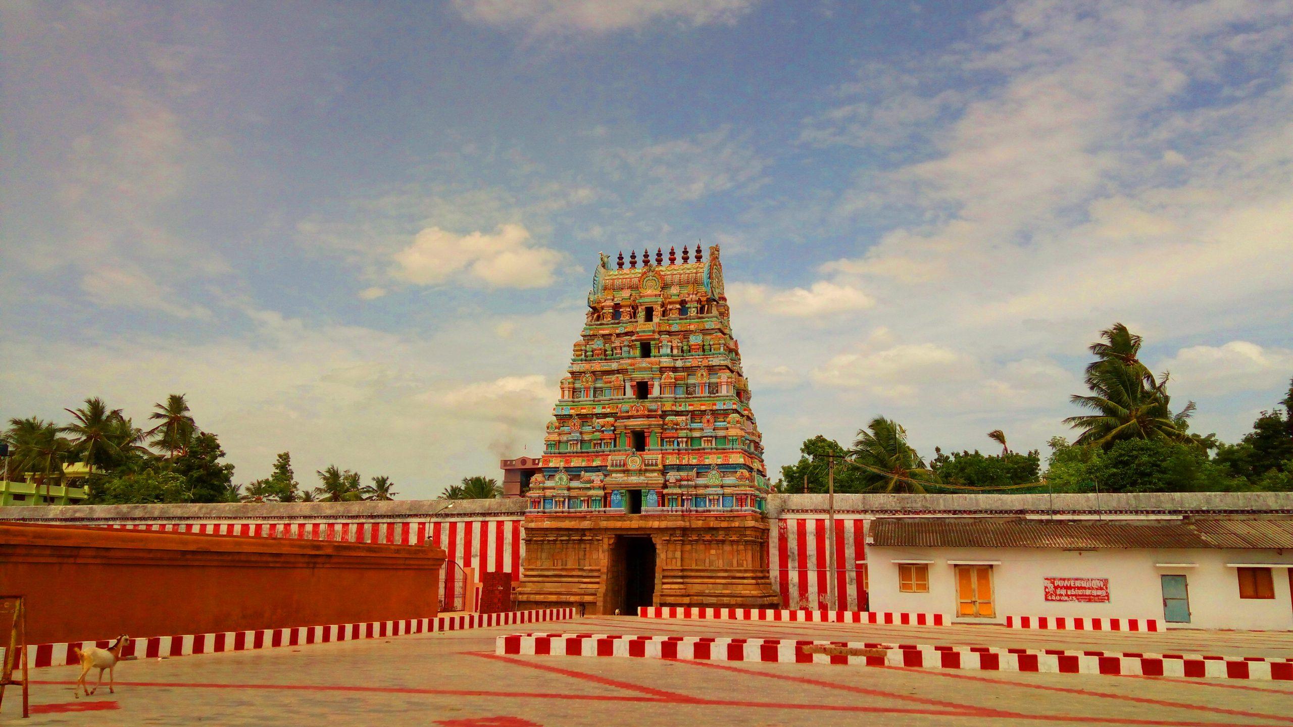 Beautiful Hindu Temple