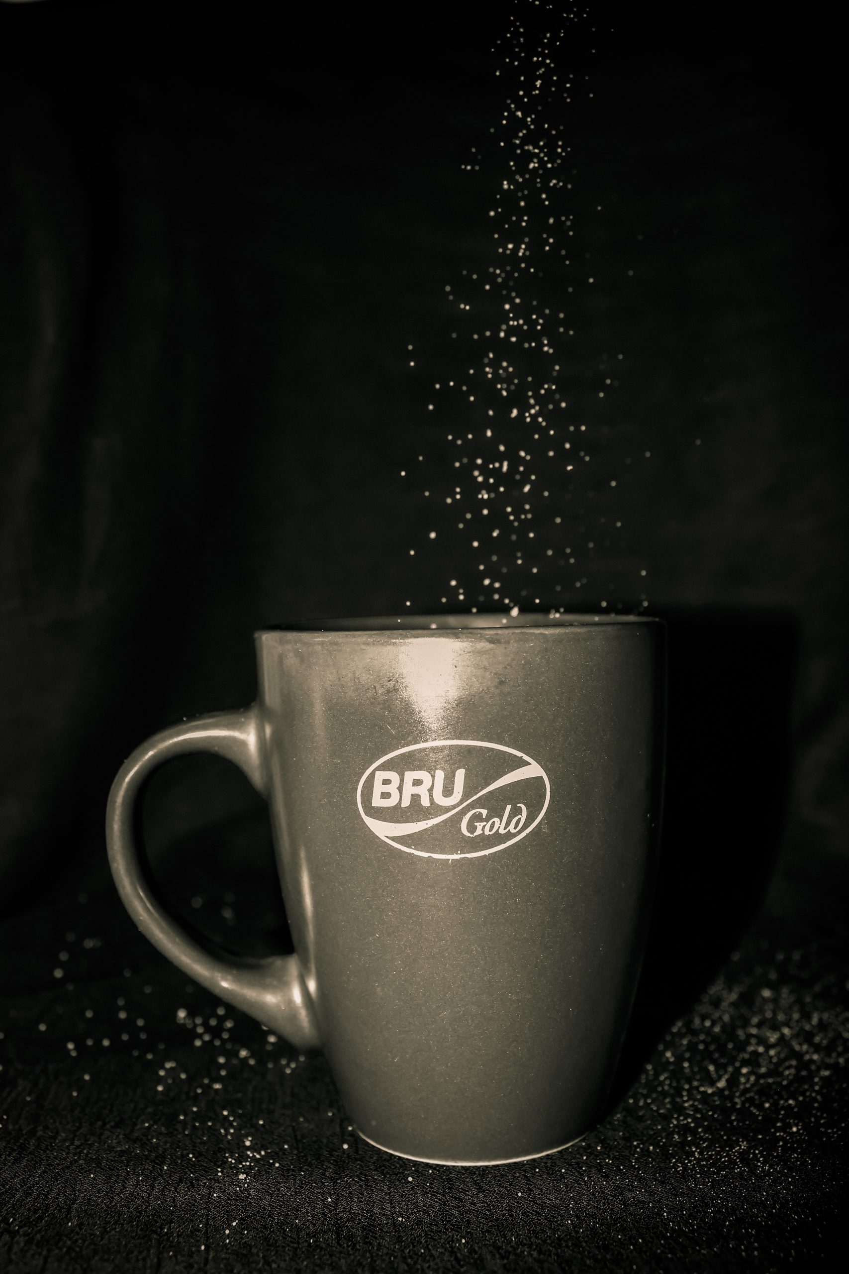 A cup of coffee