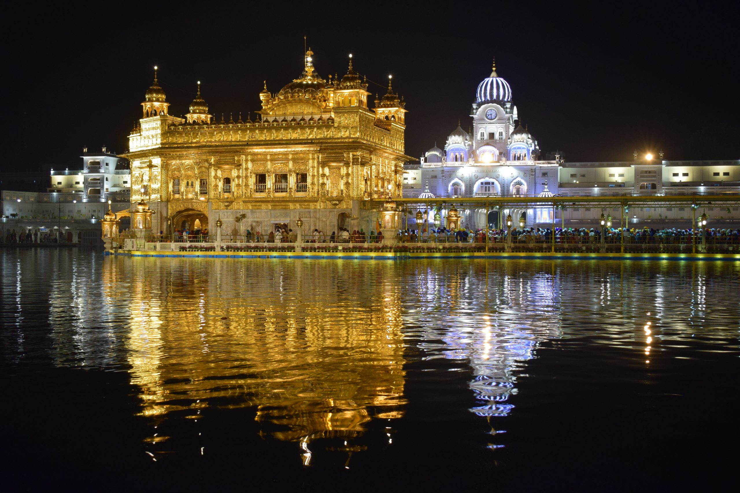 Sri Harmandir Sahib in India