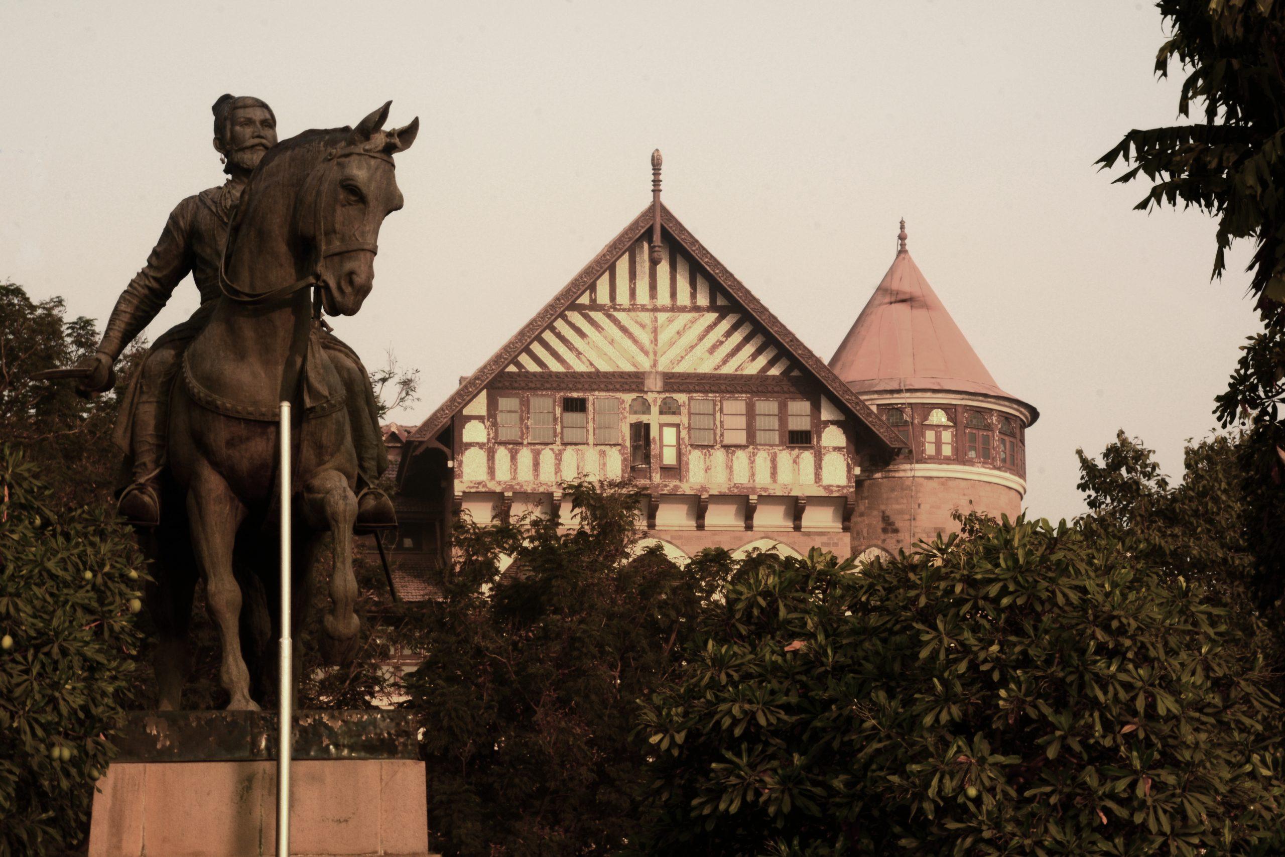 Statue Of King Shivaji Mumbai