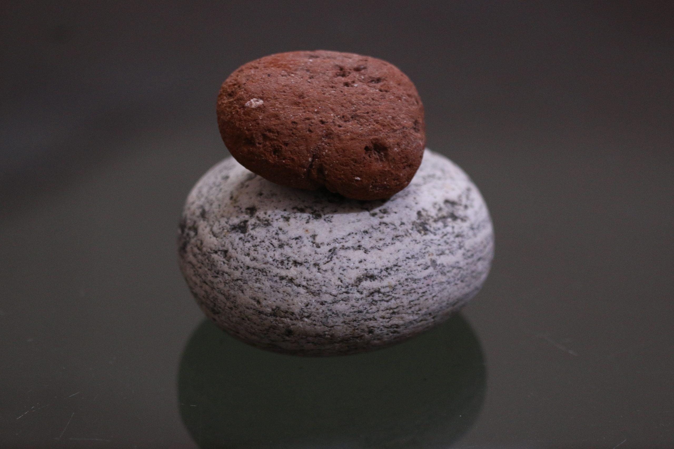 Stones on Focus