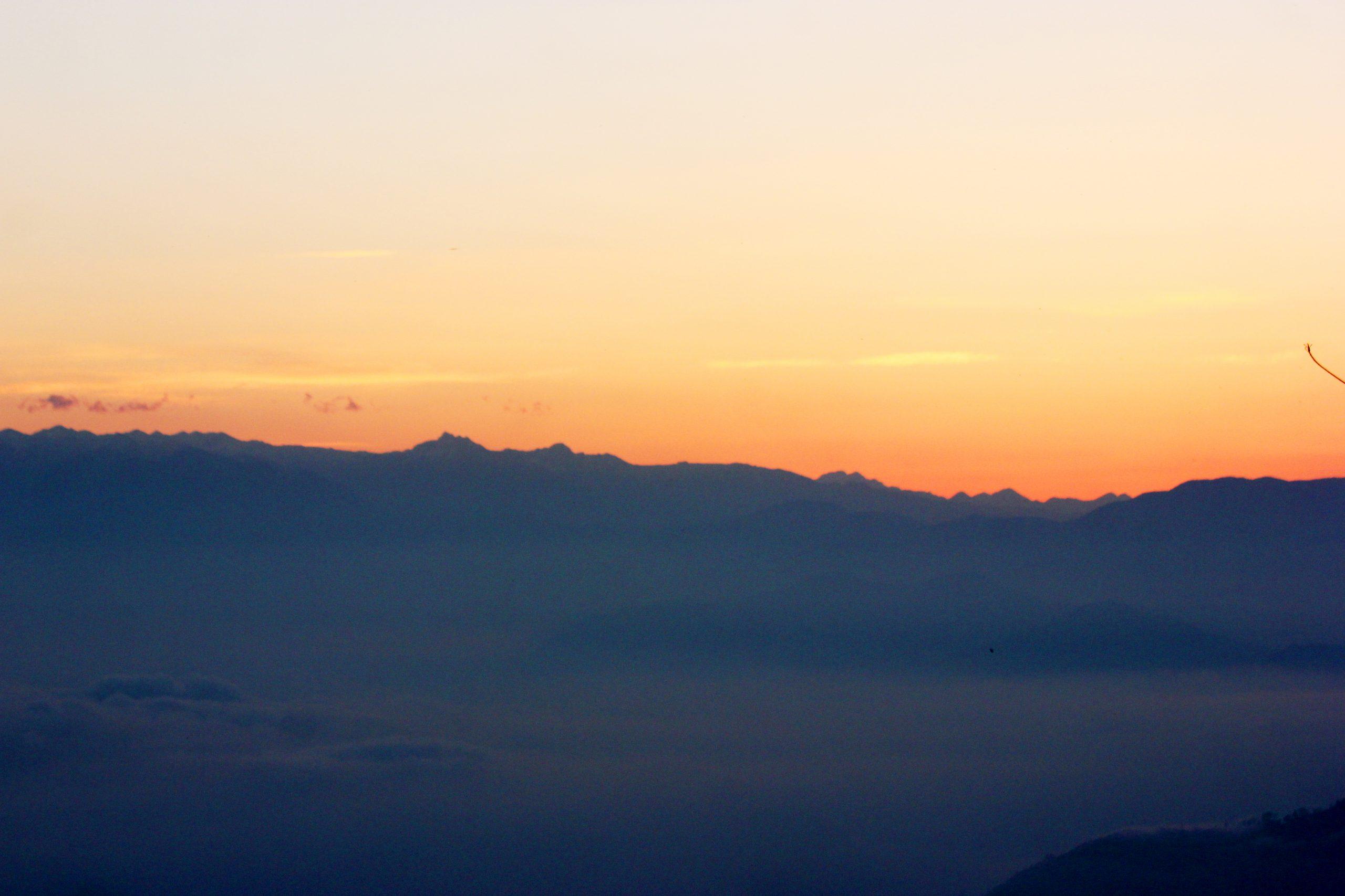 Hills Morning