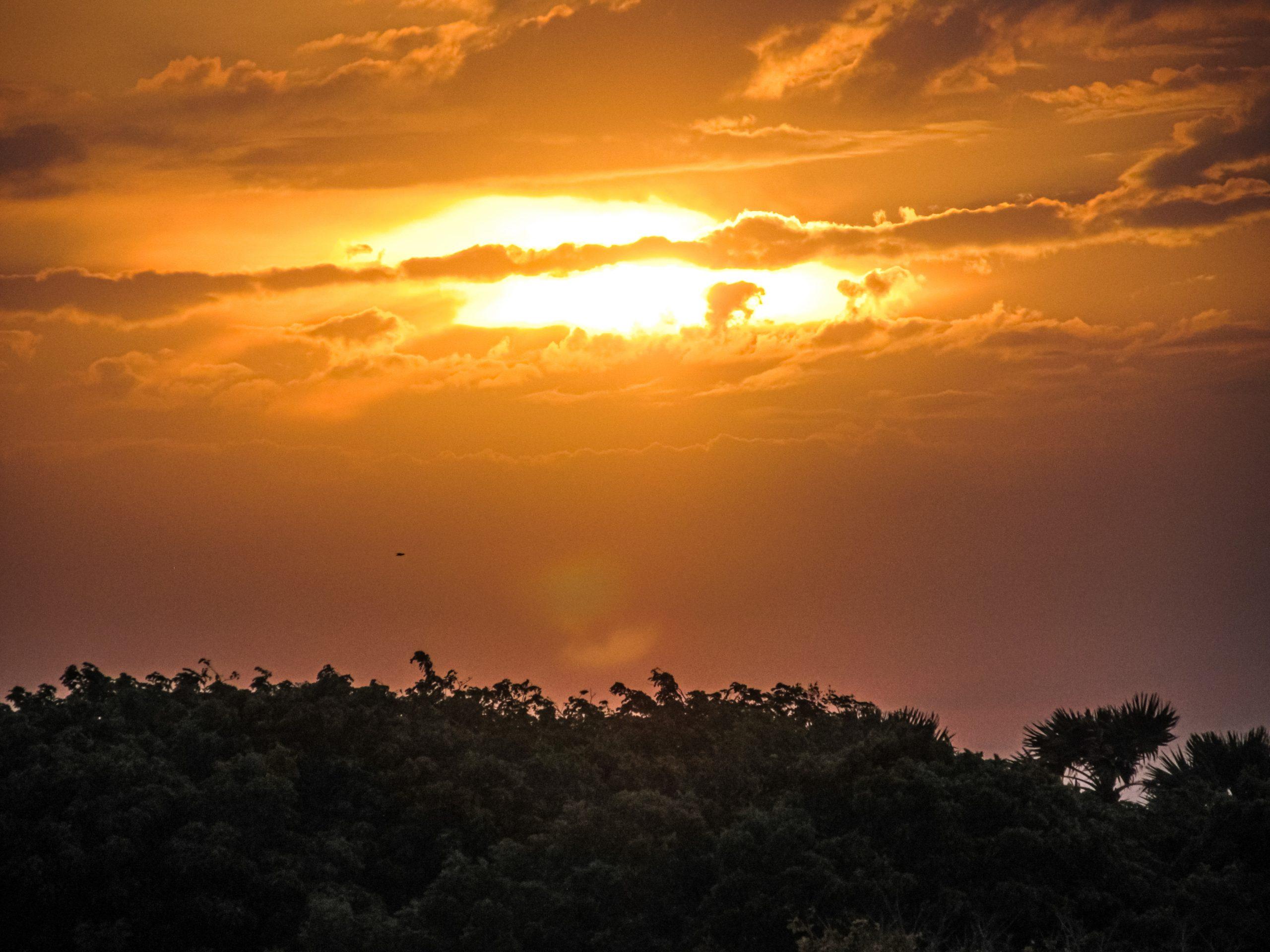 Sunset Scenery Beauty