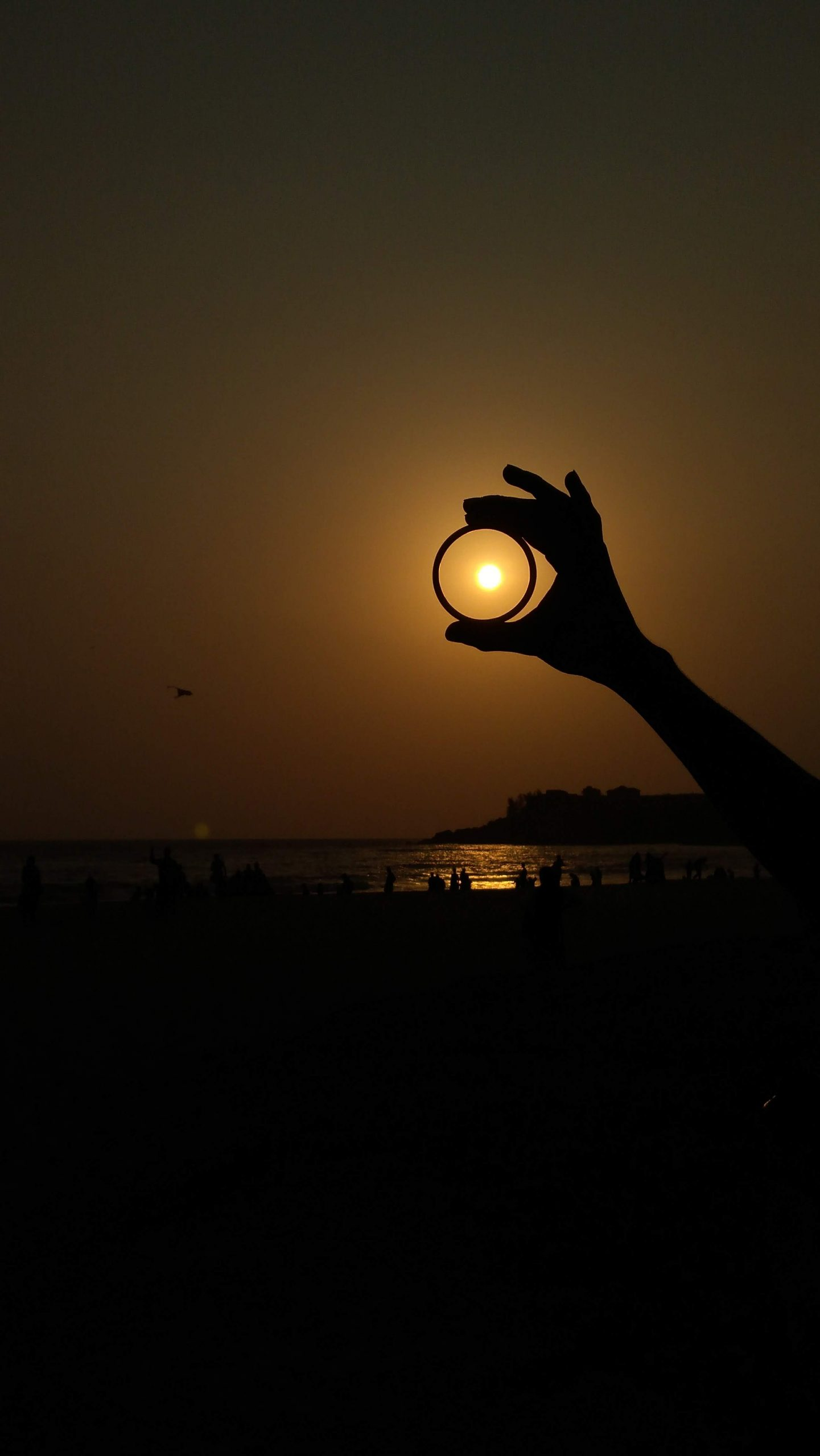 Sunset at Bekal Fort Beach