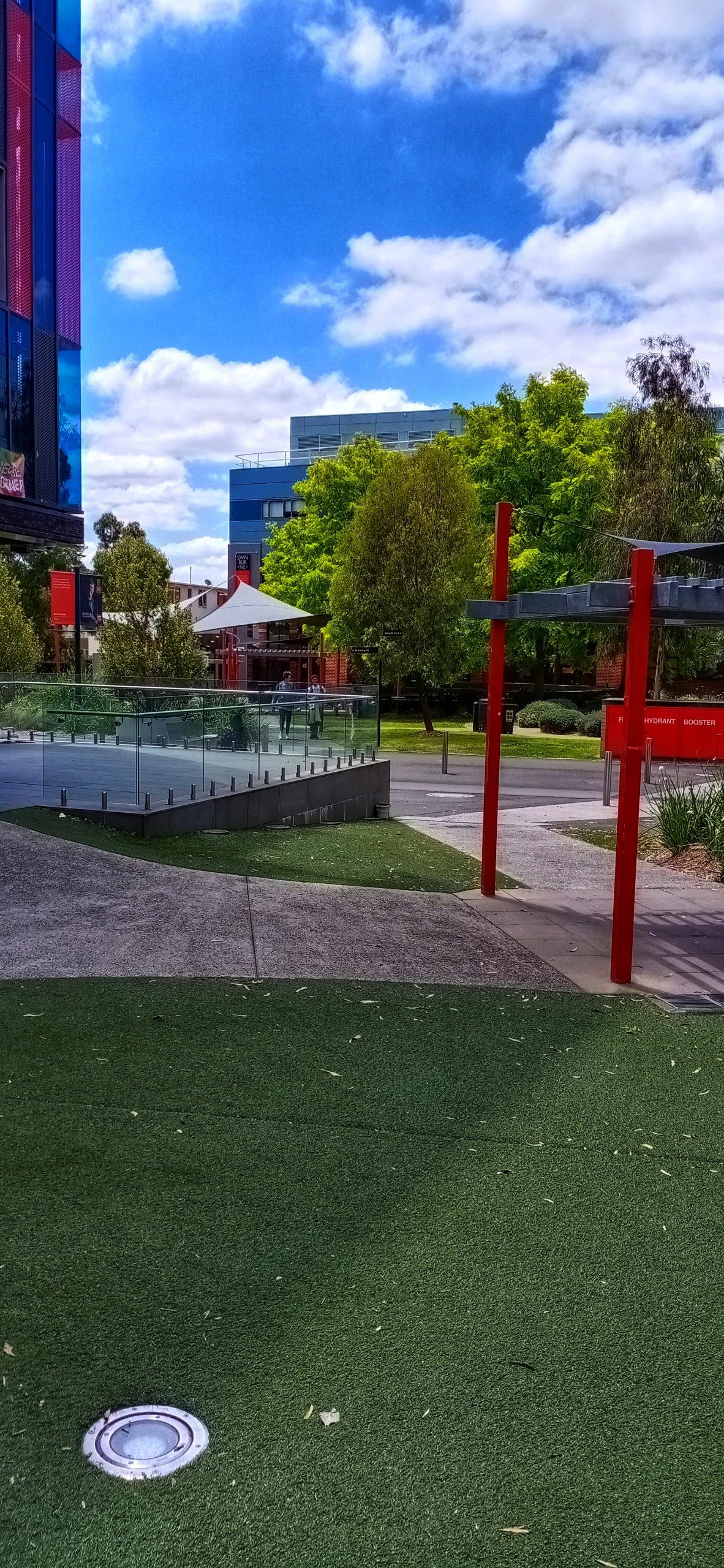 Swinburne university, Australia.