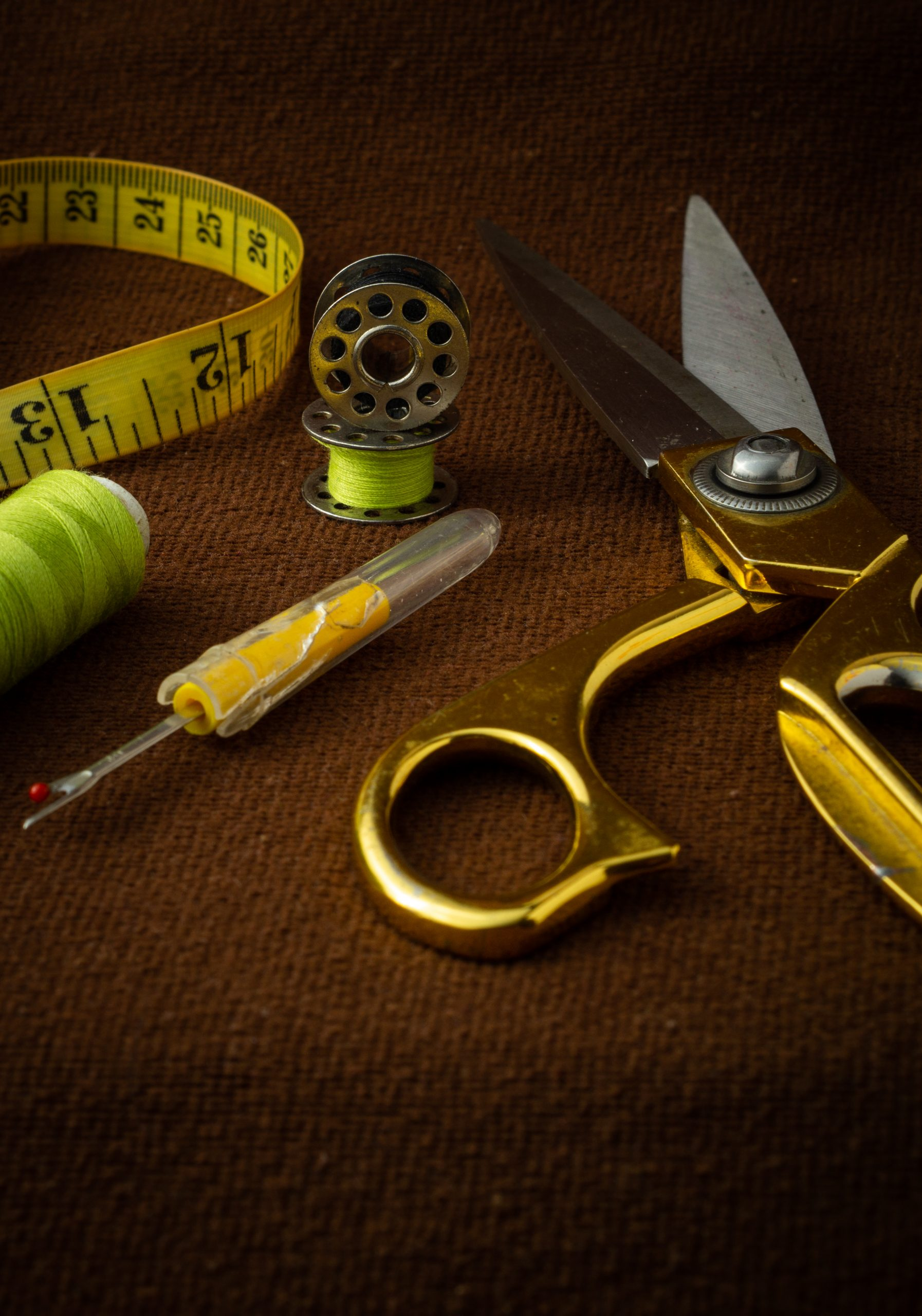 Tools used in tailoring