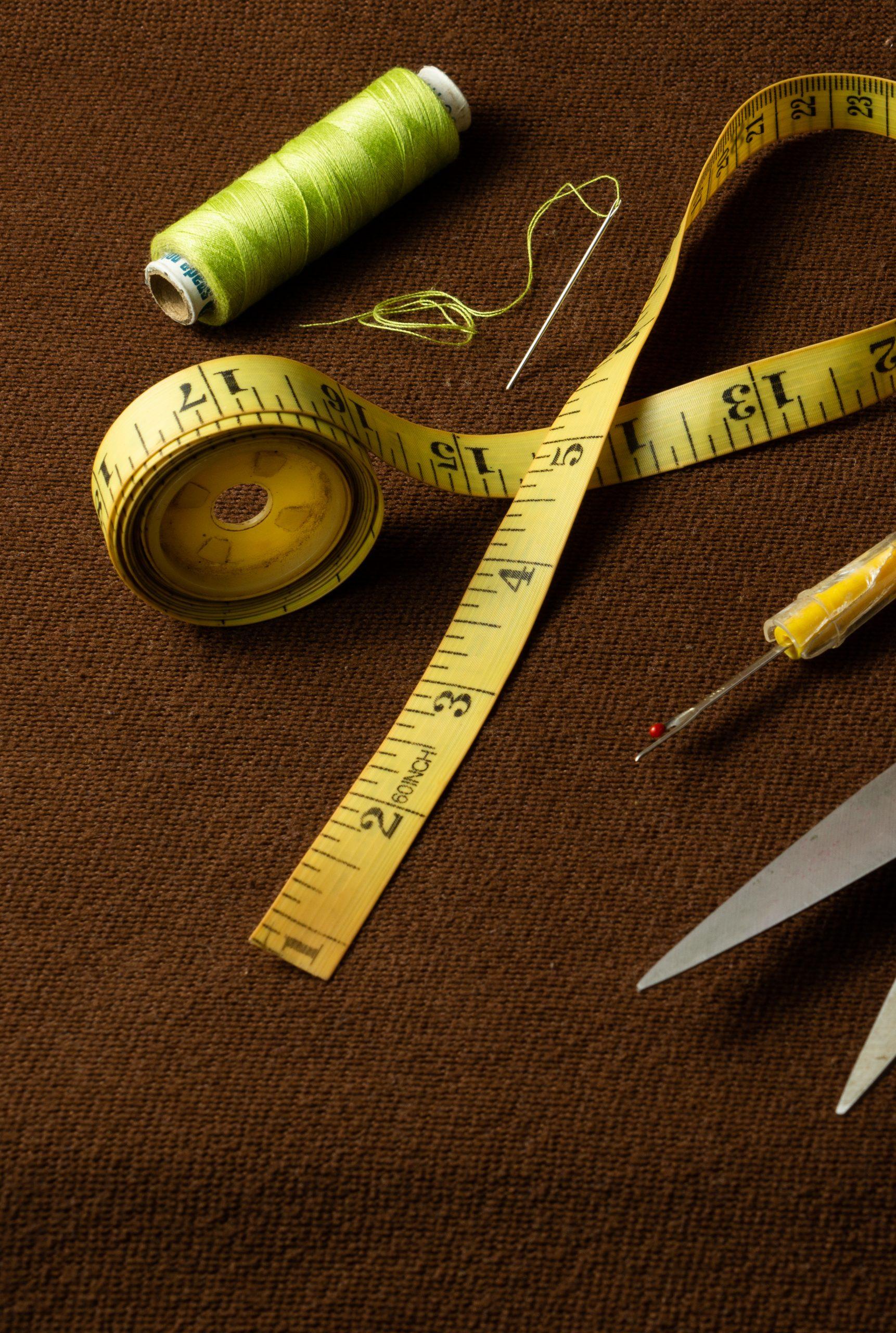 Tailoring materials kept on a matte