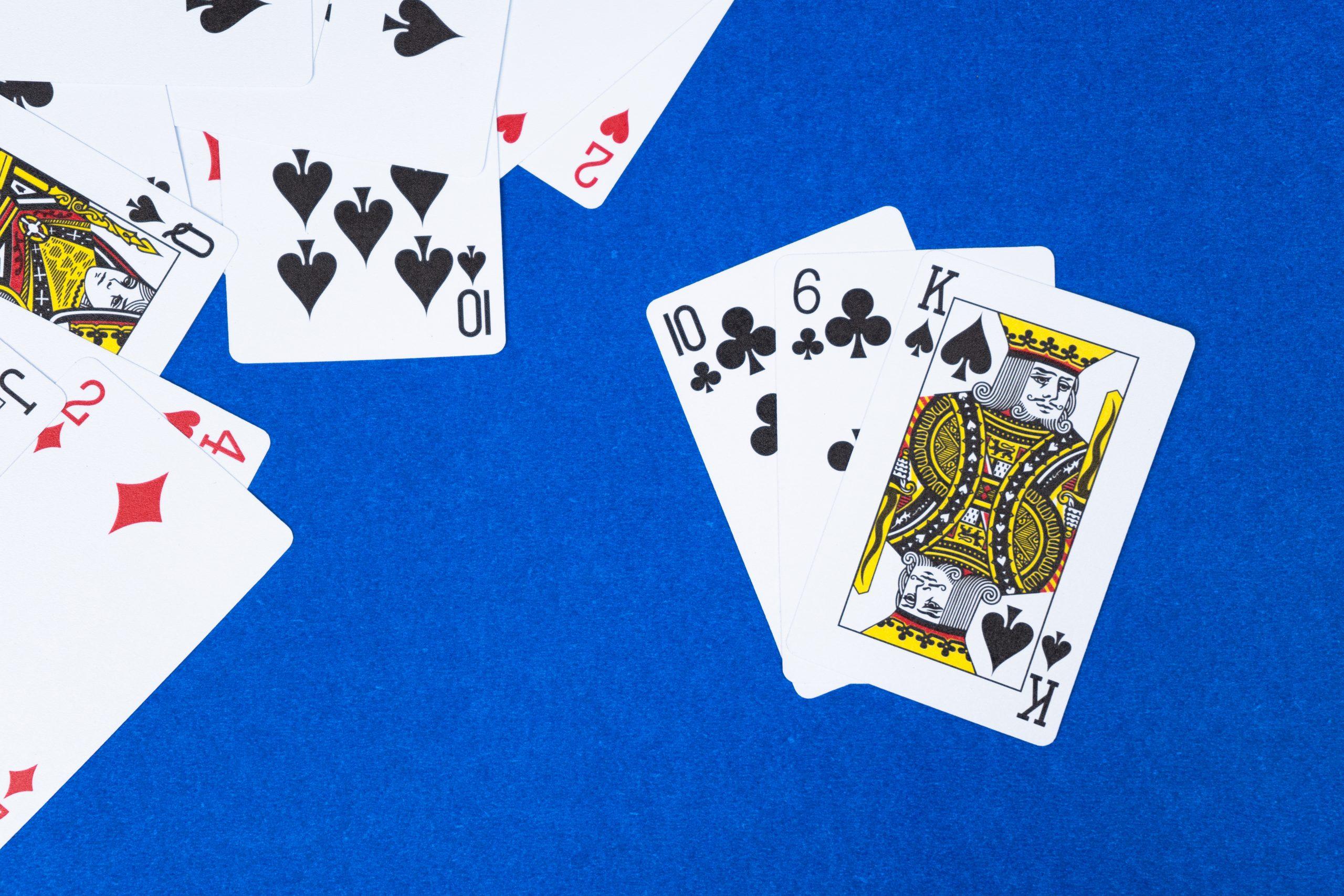 Teenpatti King High card