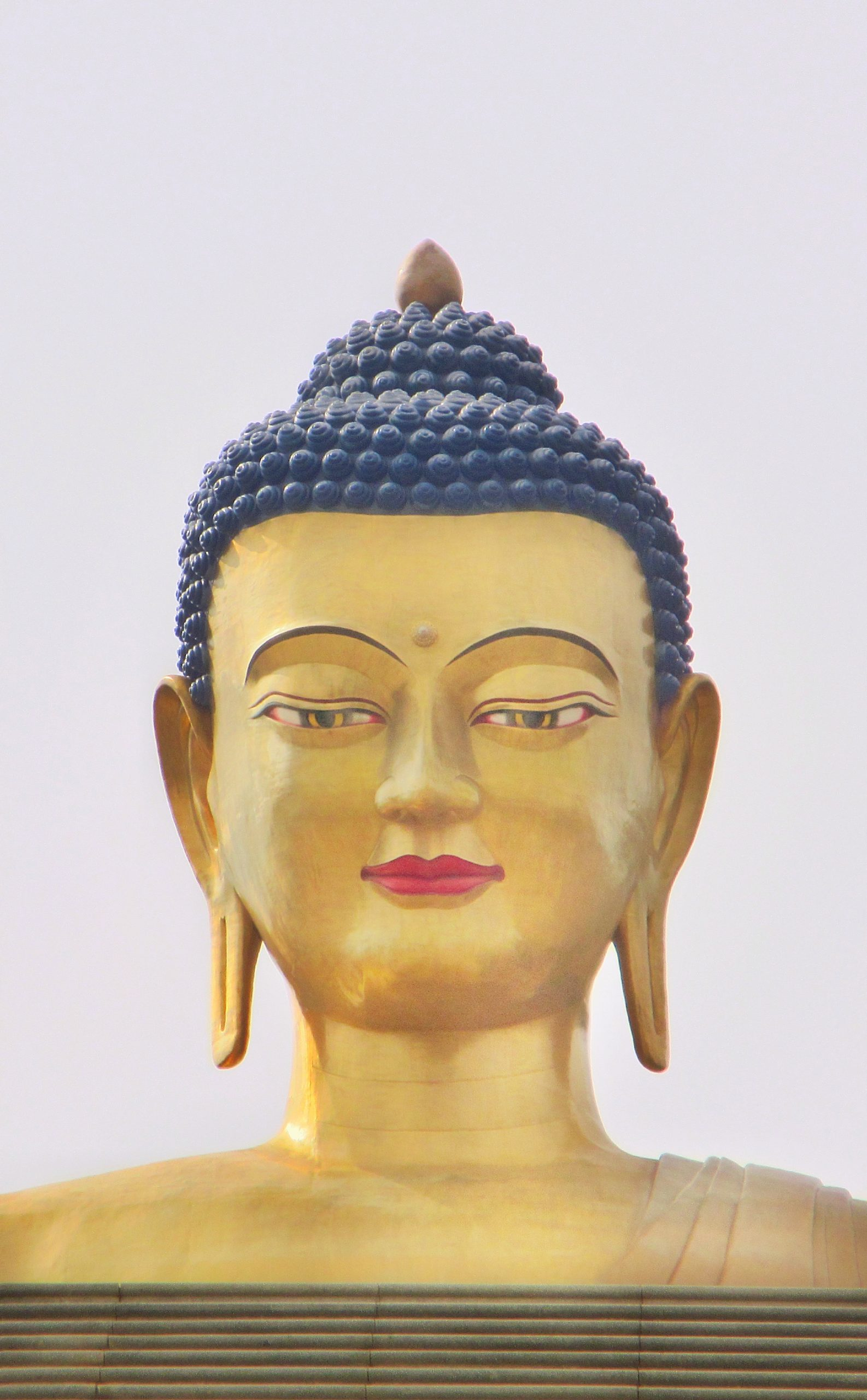 An idol of lord Buddha