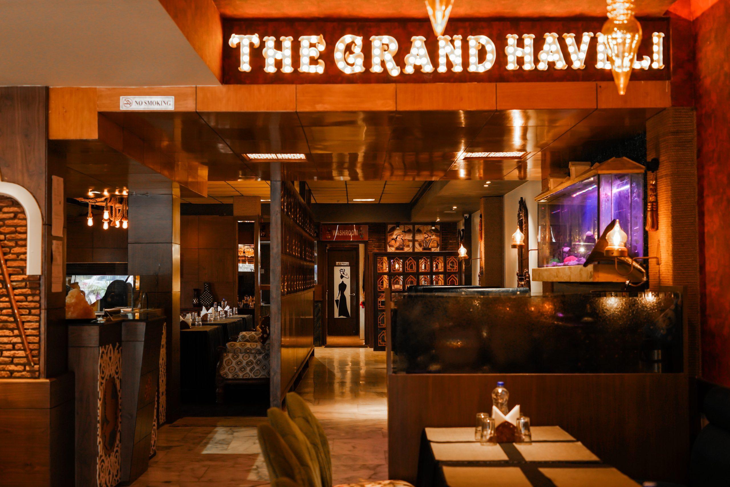 The Grand Haveli Restaurant