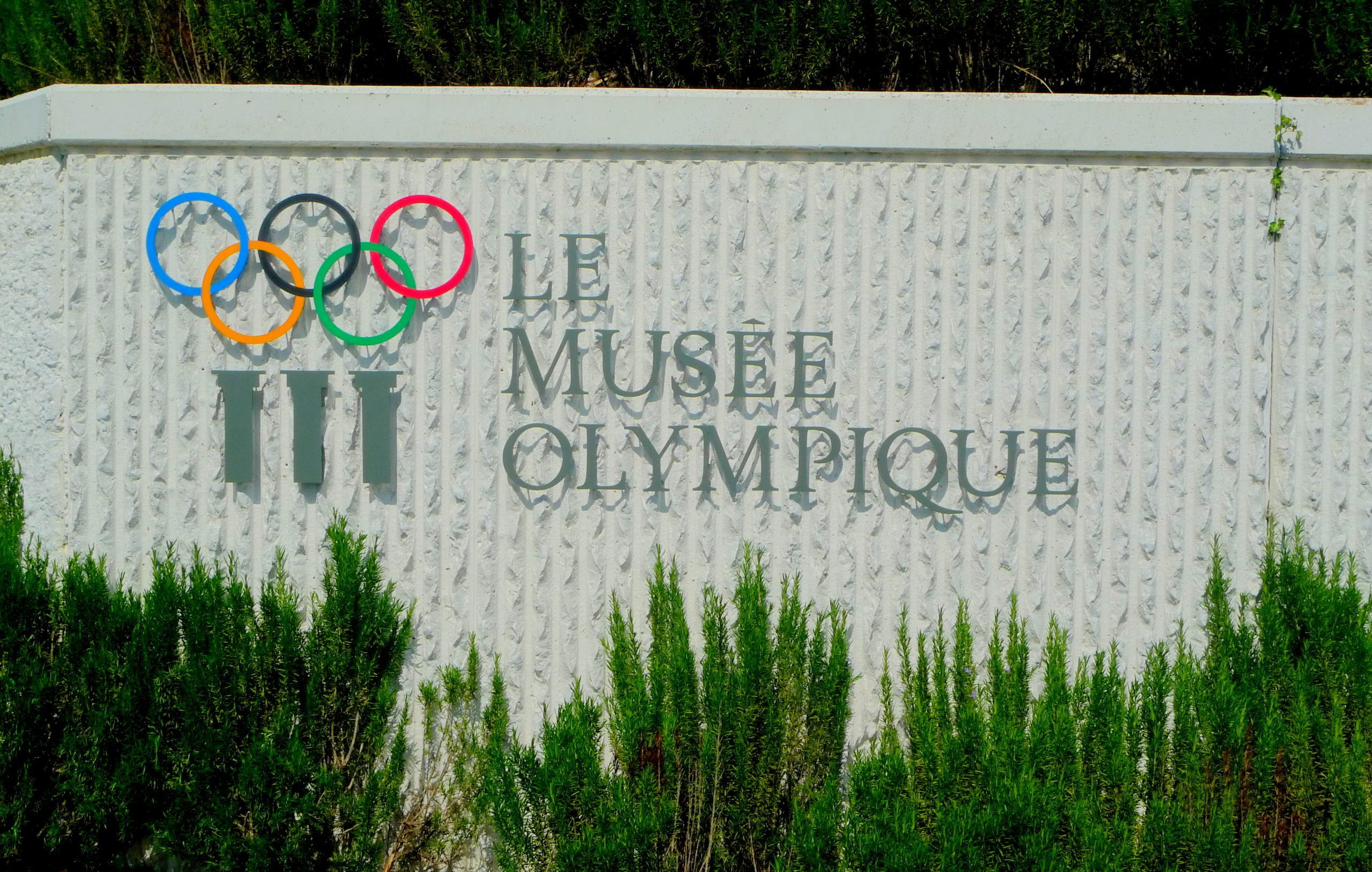 The Olympic Museum in Lausanne