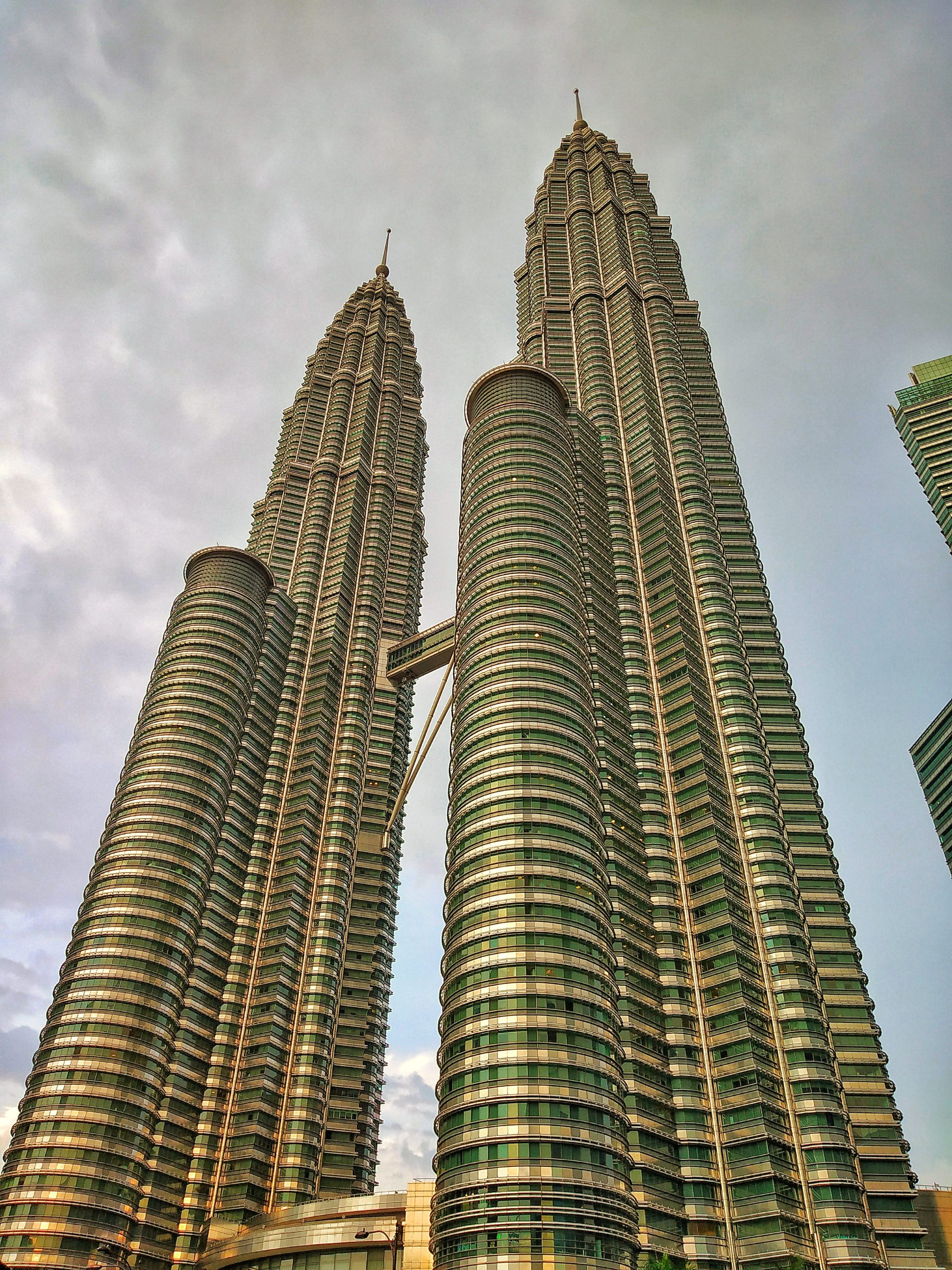 The Petronas Twin Tower
