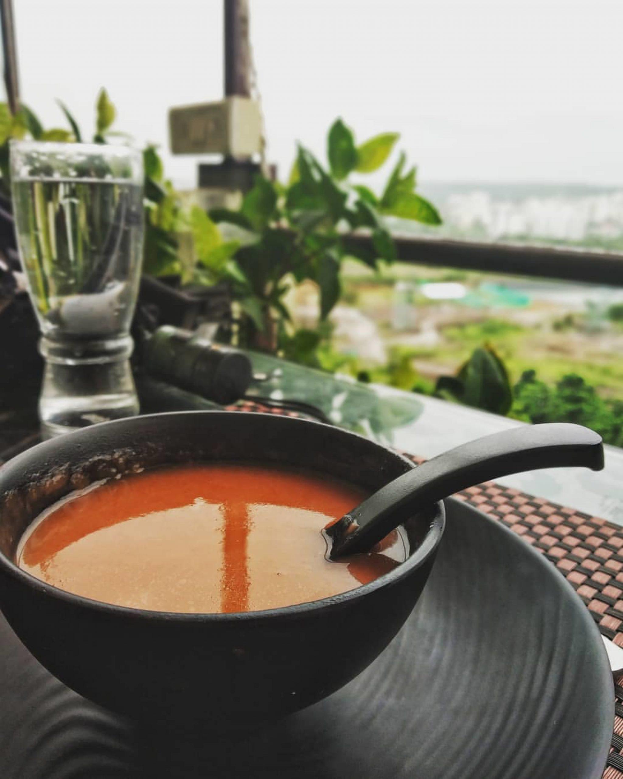 Delicious Tomato Basil Soup