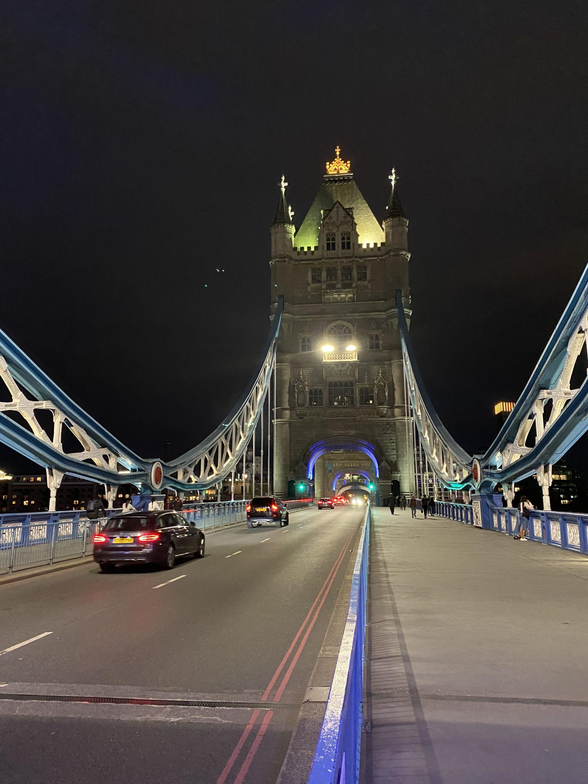 Tower Bridge in Night