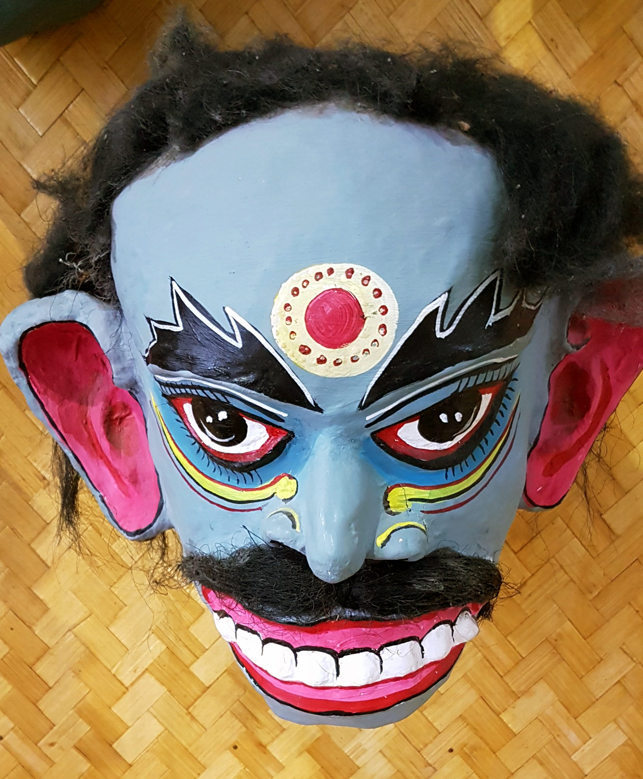 Traditional Indian Mask