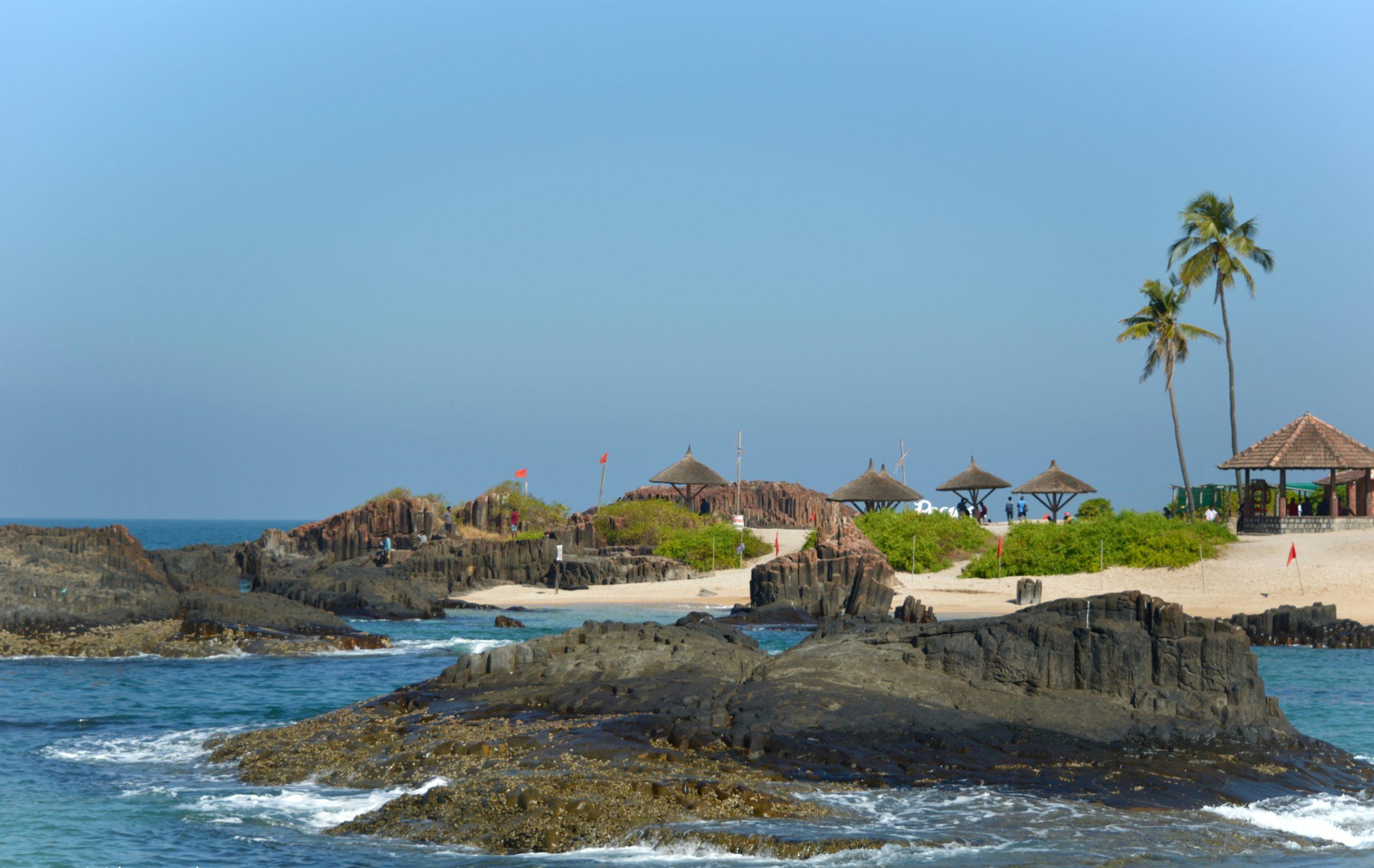 St.Marys Island - Karnataka.