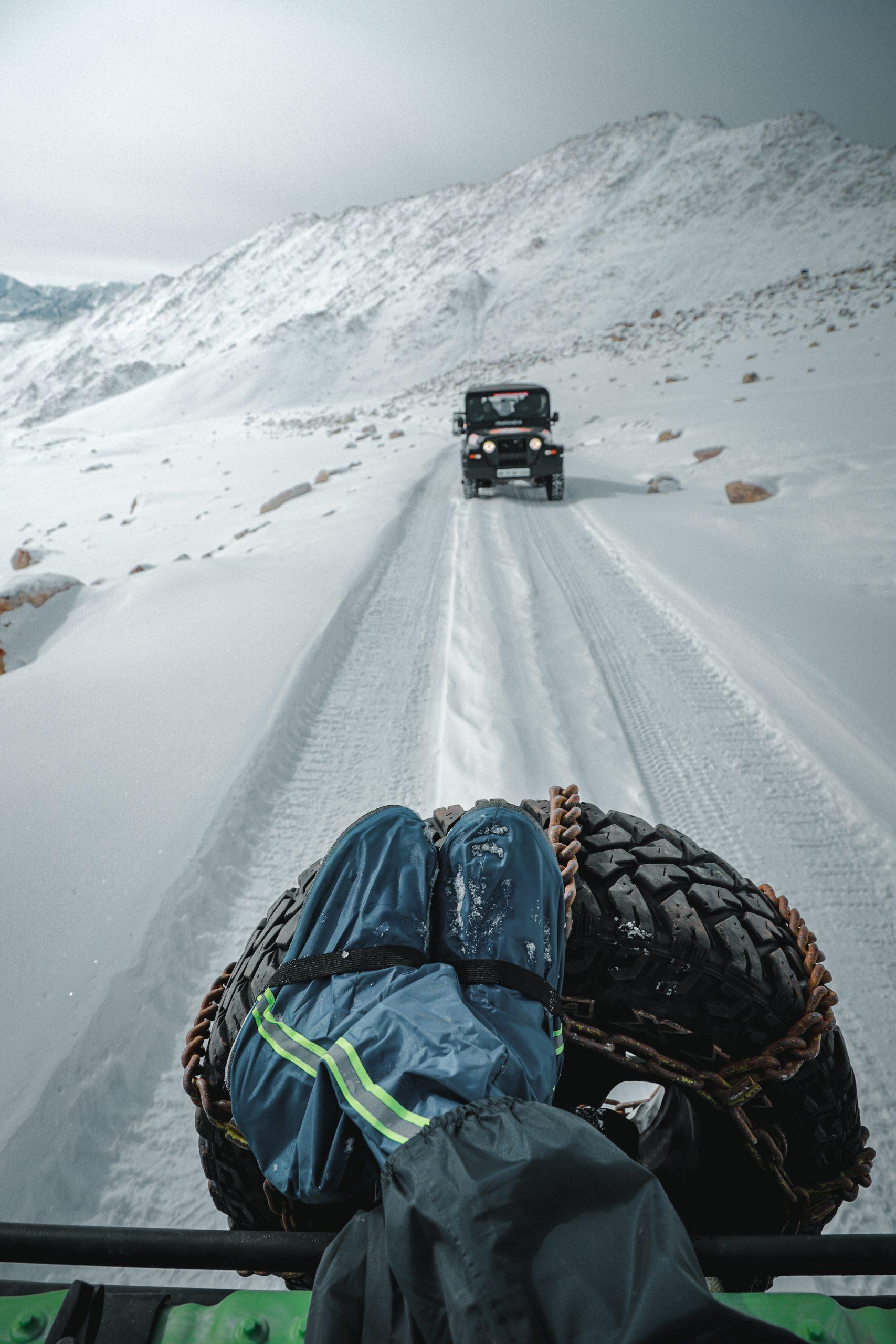 snow, travel