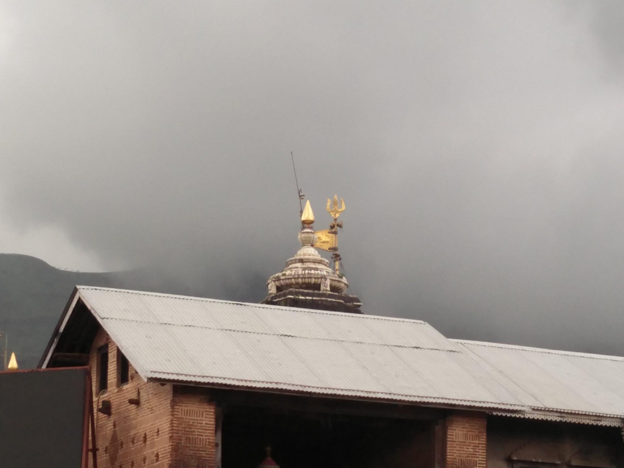 Tryambkeshwar Temple in Nasik