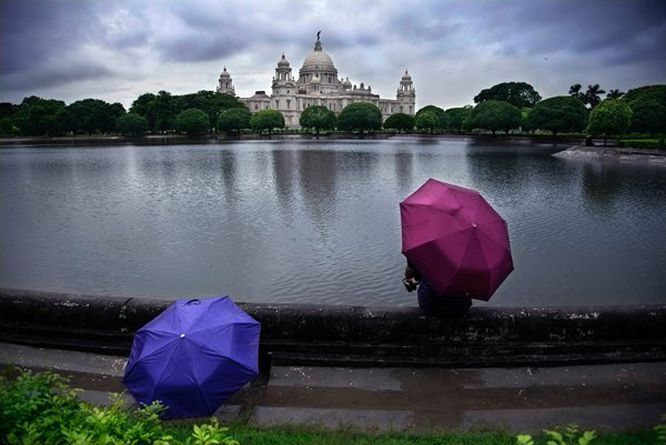 Victoria in monsoon