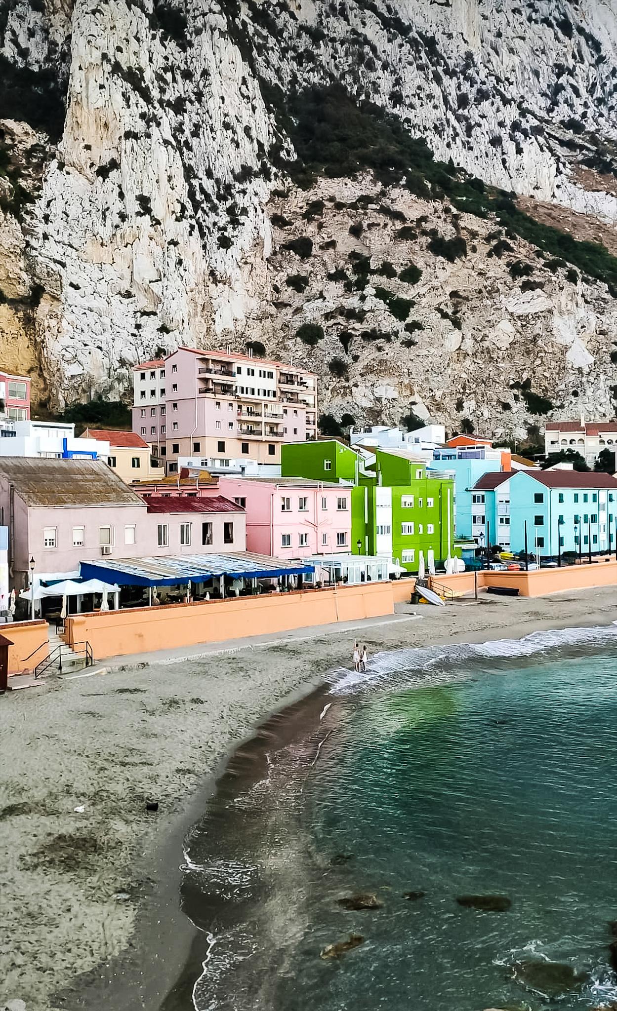 Village Near the Sea