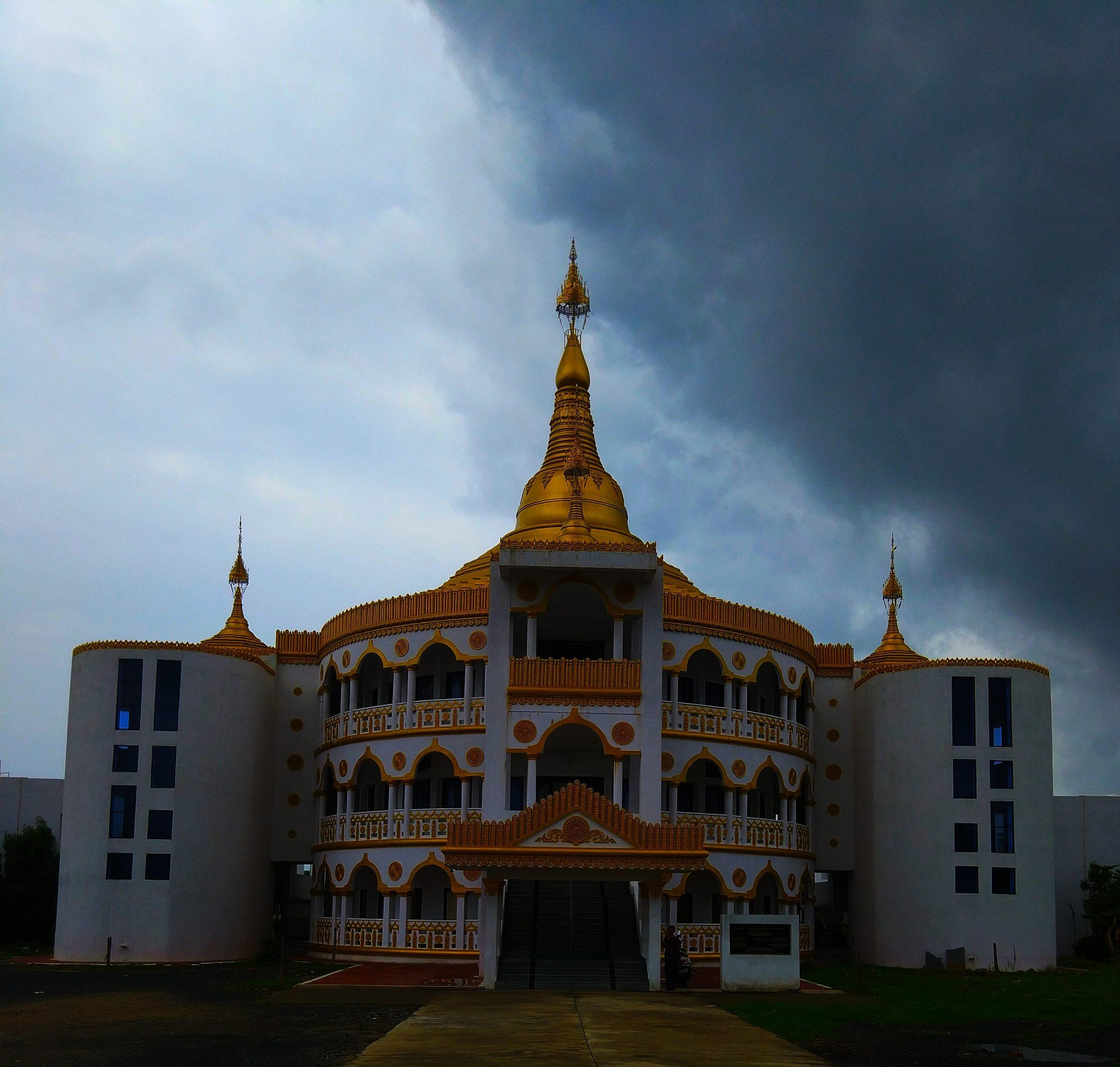 Vipashyana Center, Kamptee