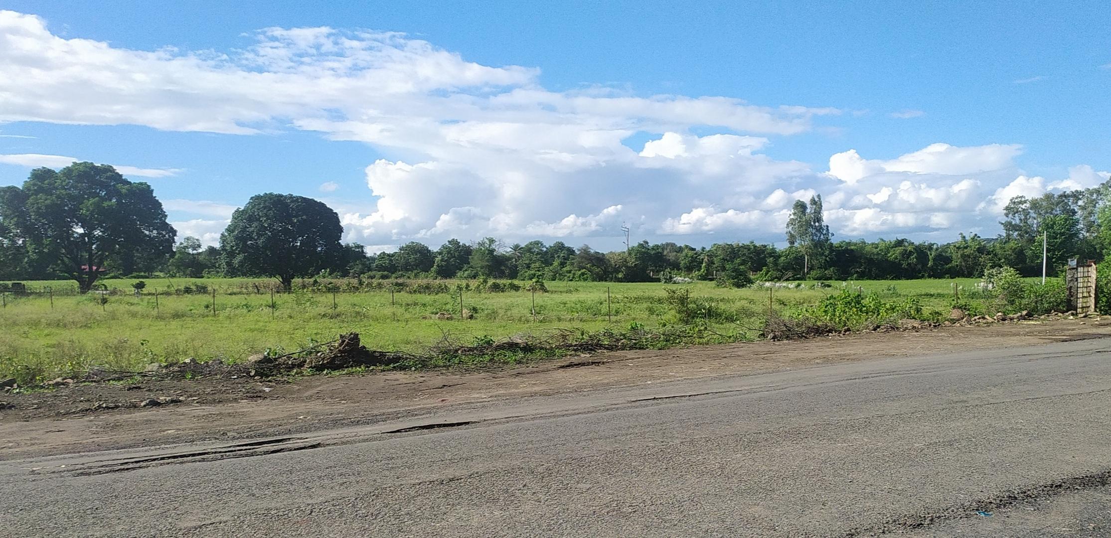 Beautiful landscape in Bhopal