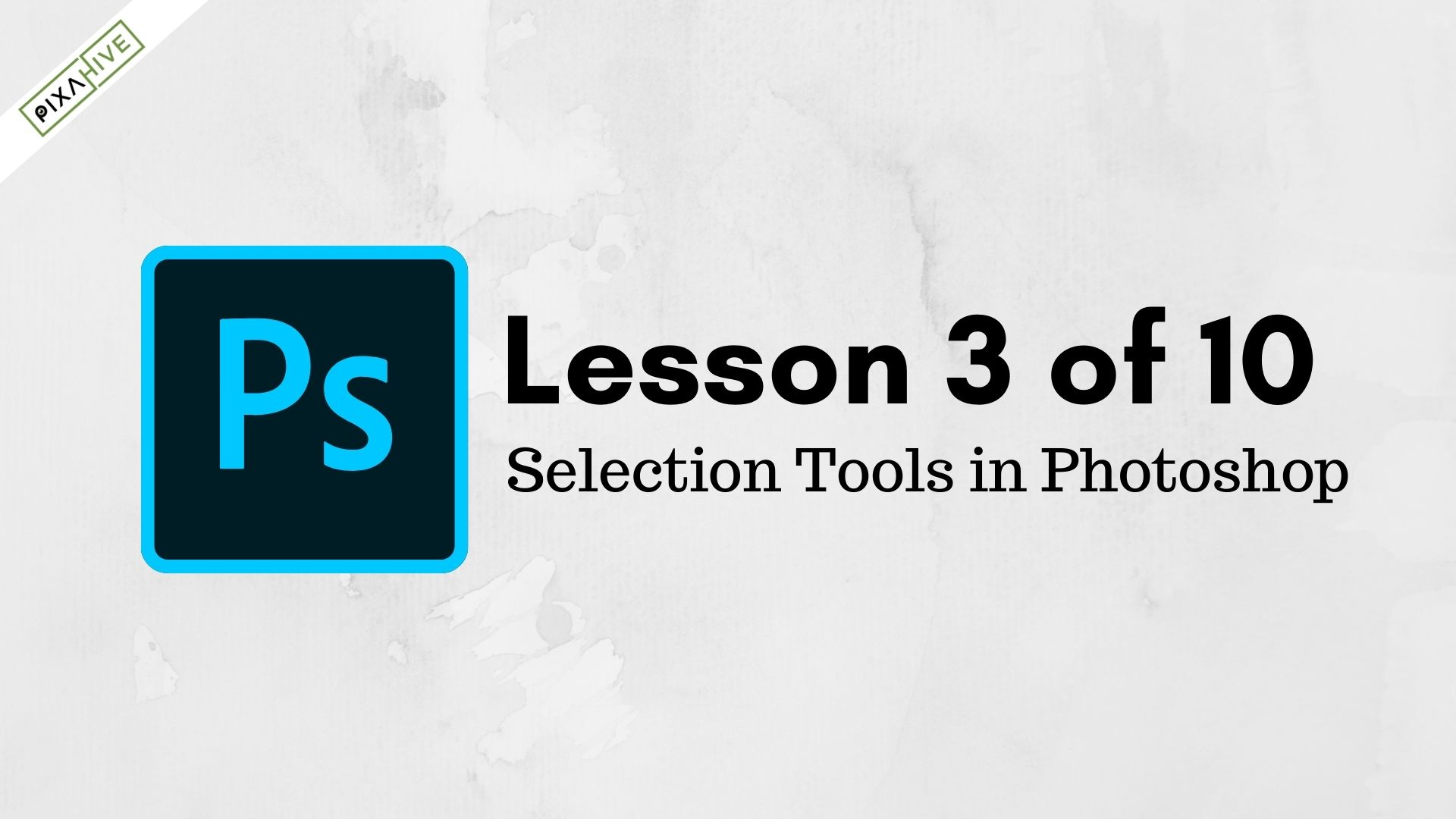 Lesson 3: Selection Tools of Photoshop – Pen, Marquee & Magic Wand Tool