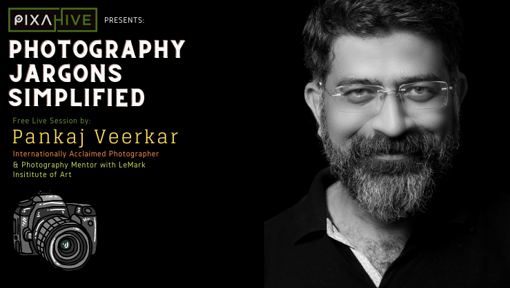 Photography Jargons Demystified – YouTube Live Session by Pankaj Veerkar on 8th October